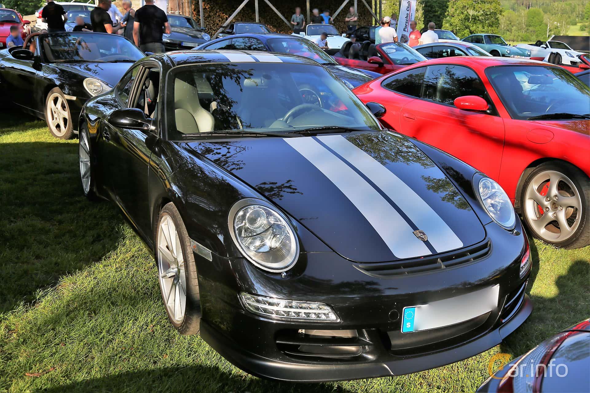 Porsche 911 Carrera S 3.8 H6 Manual, 355hp, 2005 at GMHK Bilträff hos Mellanders 2019