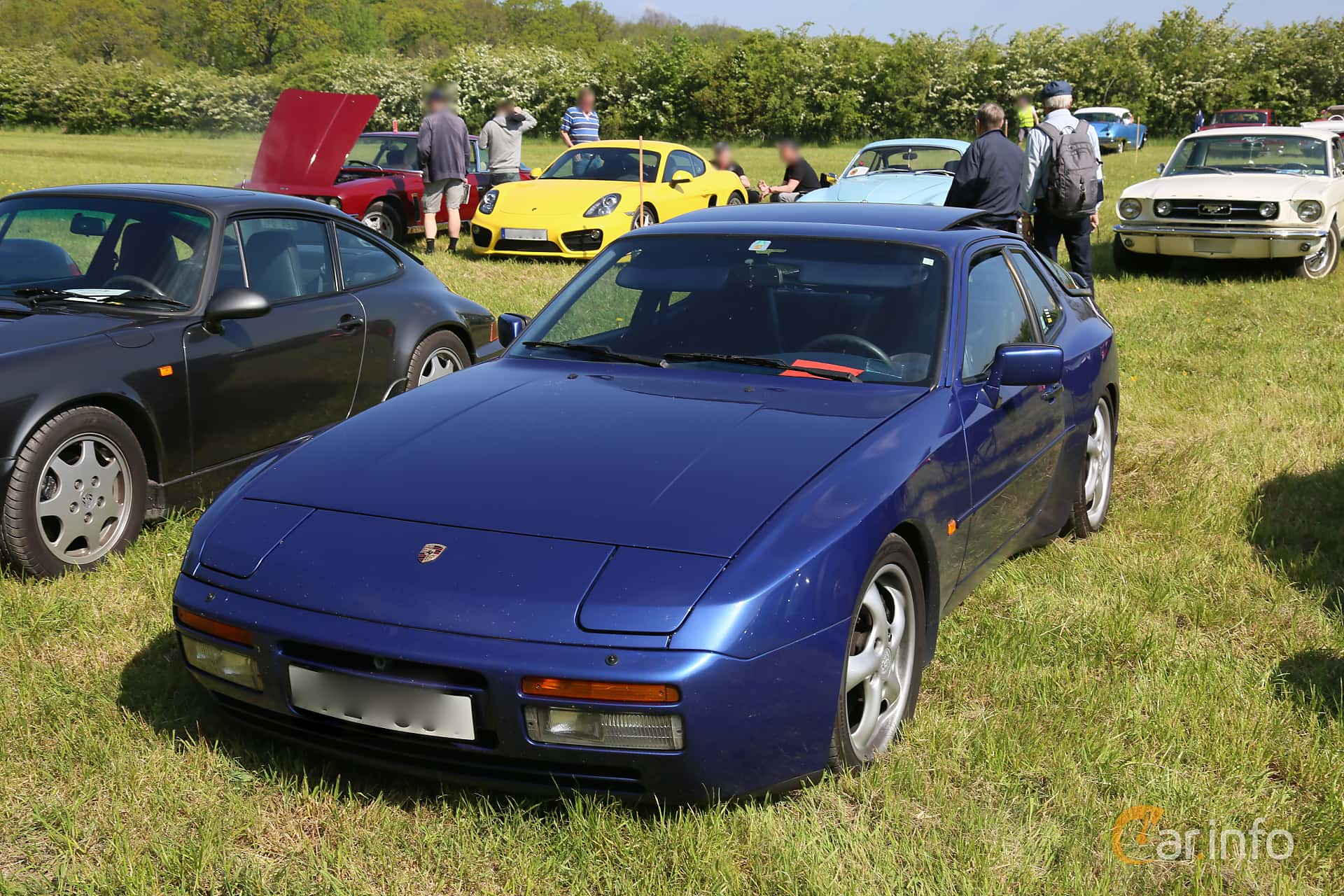 1 Images Of Porsche 944 Turbo Manual 250hp 1991 By Espee