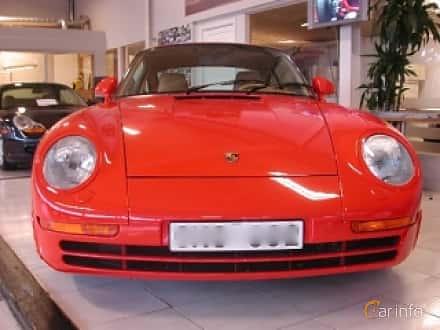 Porsche 959 2.8 4 Manual, 450hp, 1986