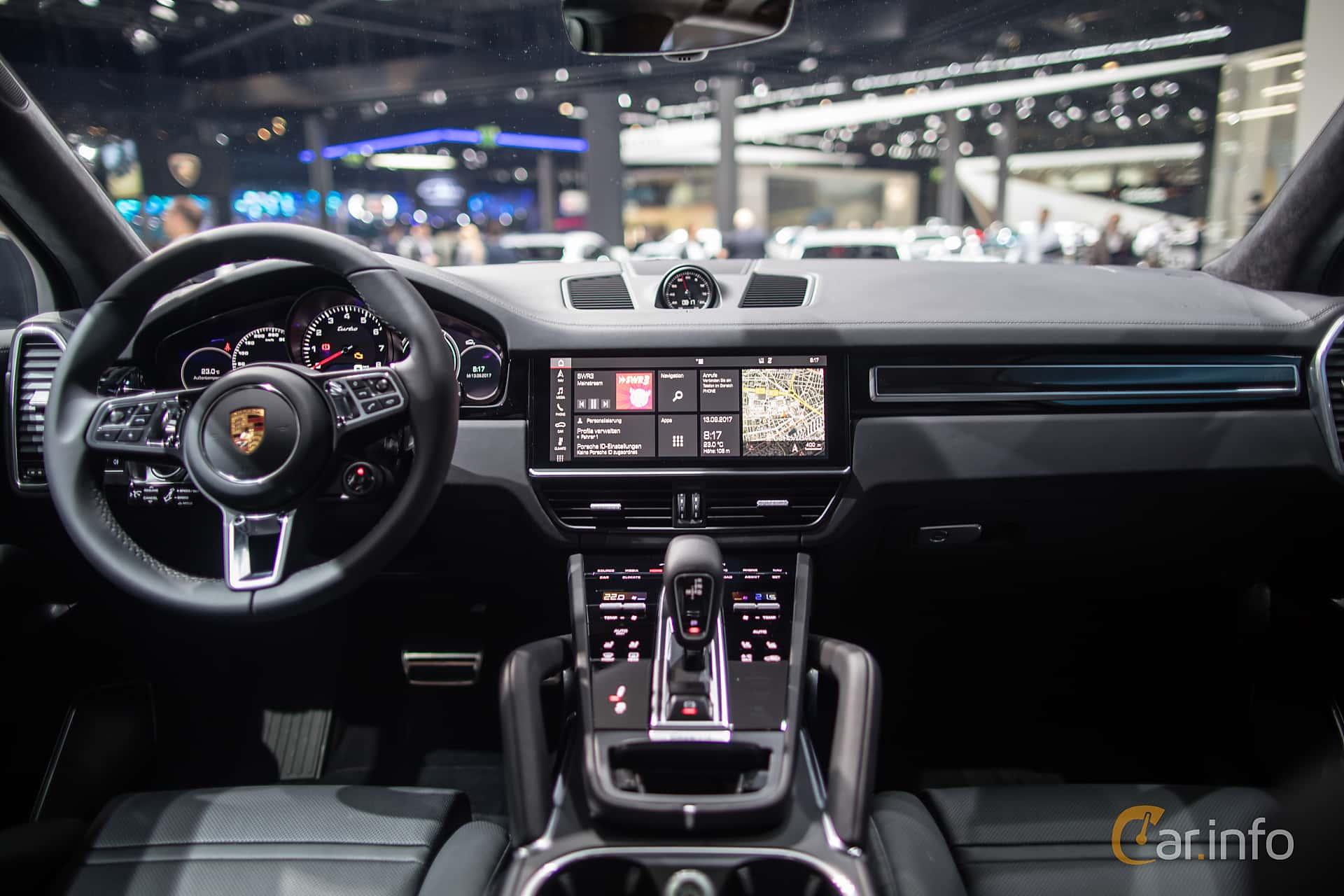 100 Porsche Panamera 2018 Interior 2018 Porsche Cayenne Turbo Review Gtspirit 2017
