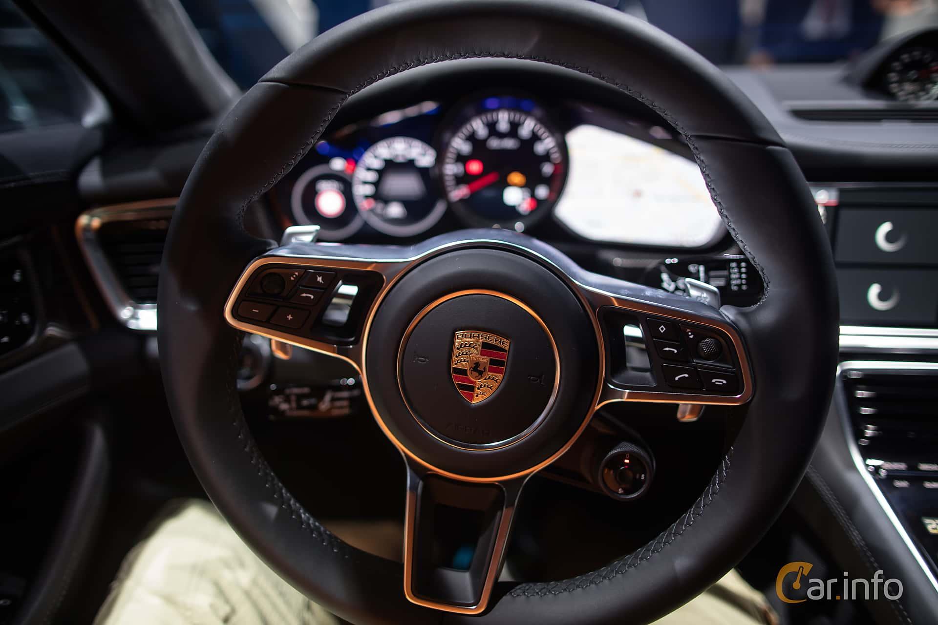 100 Porsche Panamera 2017 Interior 2017 Porsche Panamera Spied Fully Exposed Inside And