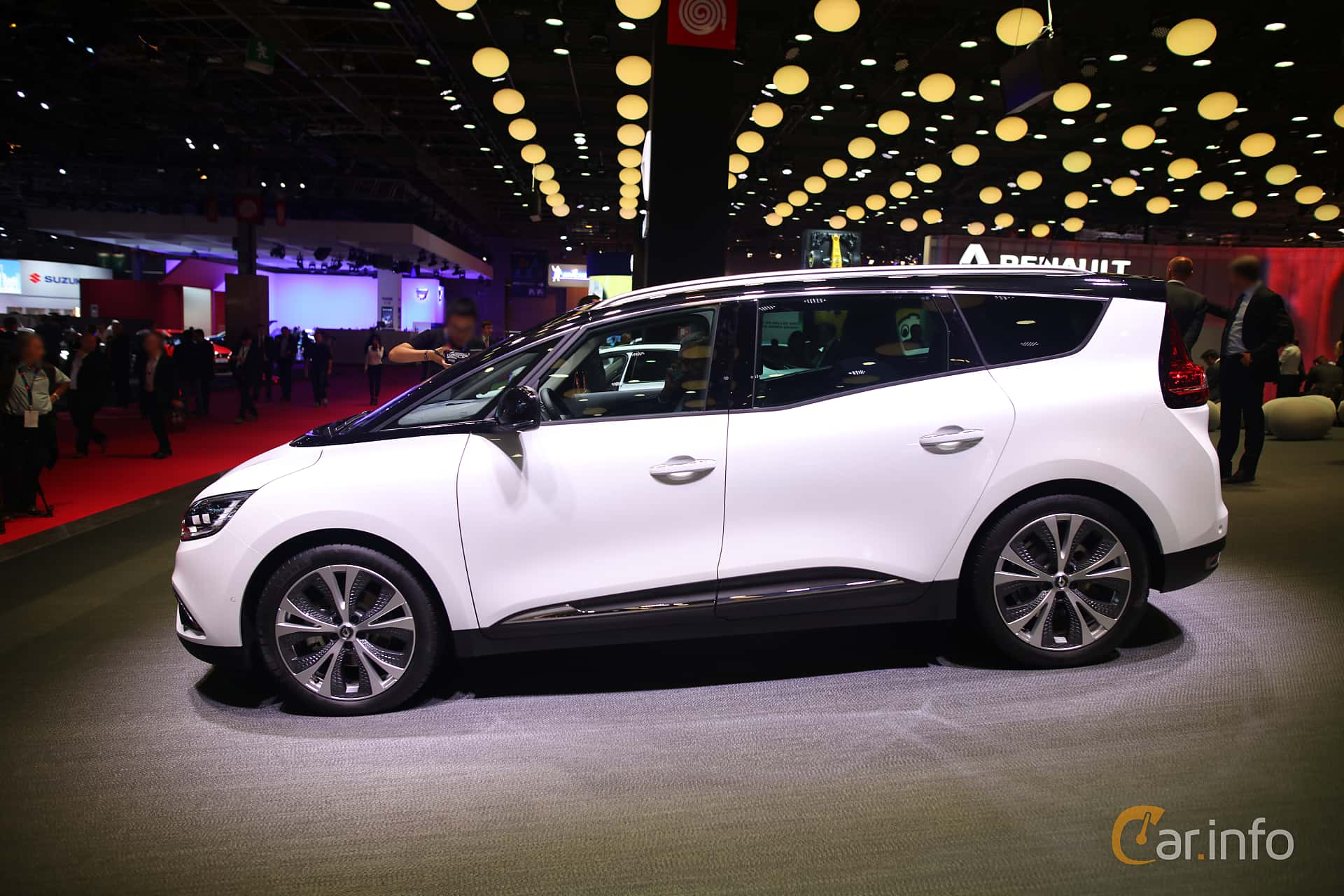 5 Images Of Renault Grand Scenic 2017 By Franzhaenel