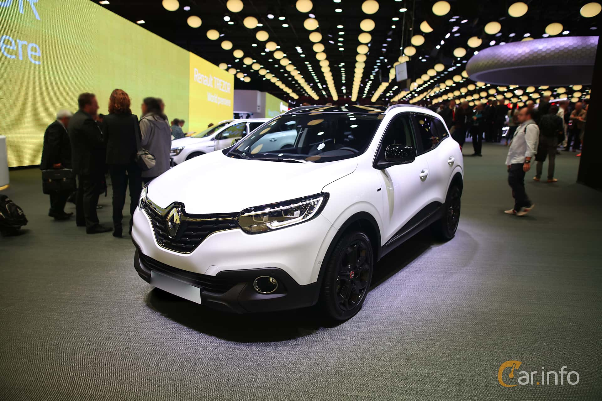 7 images of renault kadjar 2017 by franzhaenel. Black Bedroom Furniture Sets. Home Design Ideas