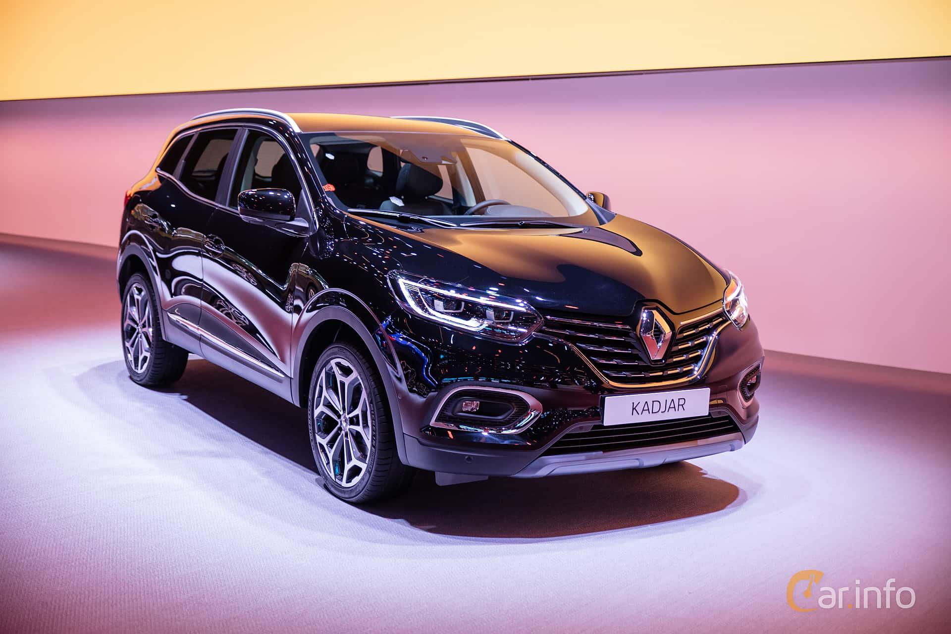 Renault Kadjar 2019 at Paris Motor Show 2018