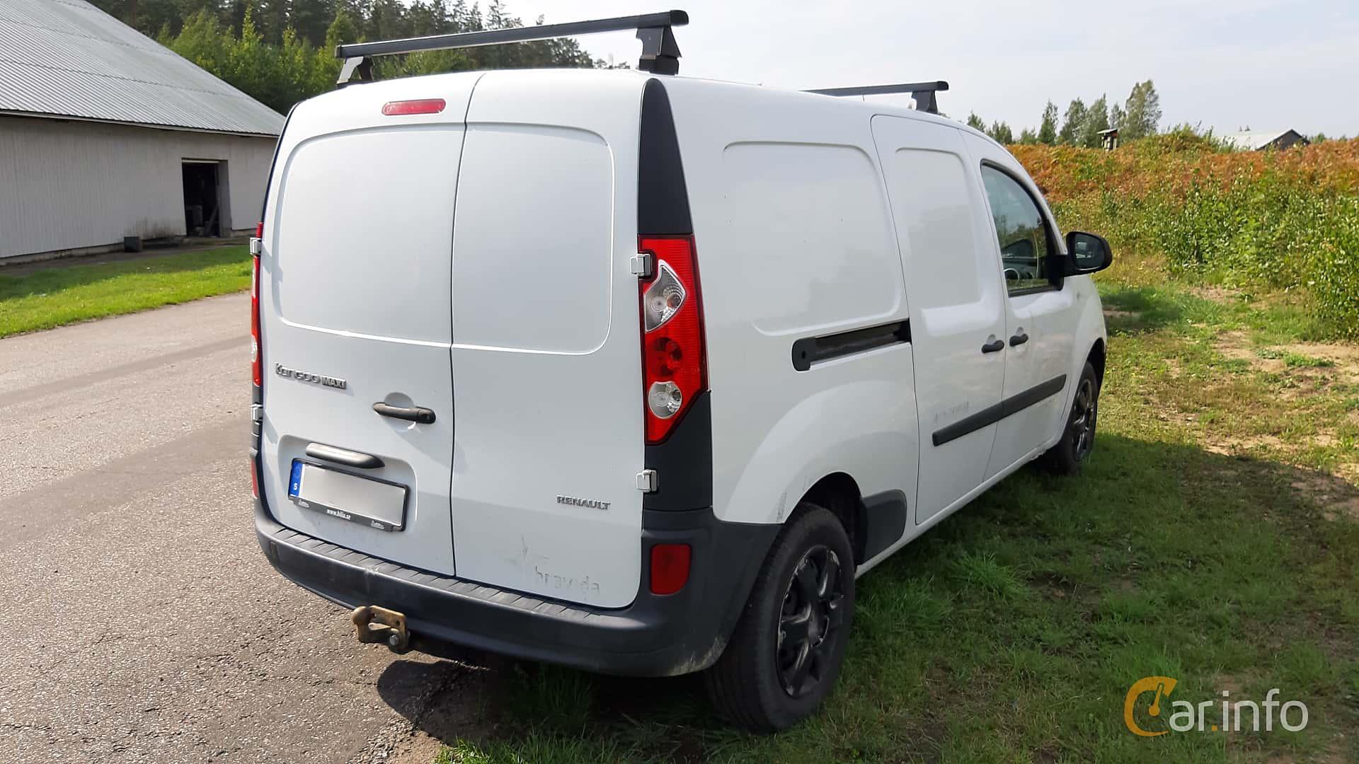 Renault Kangoo Express Maxi 1.5 dCi Manual, 109hp, 2013
