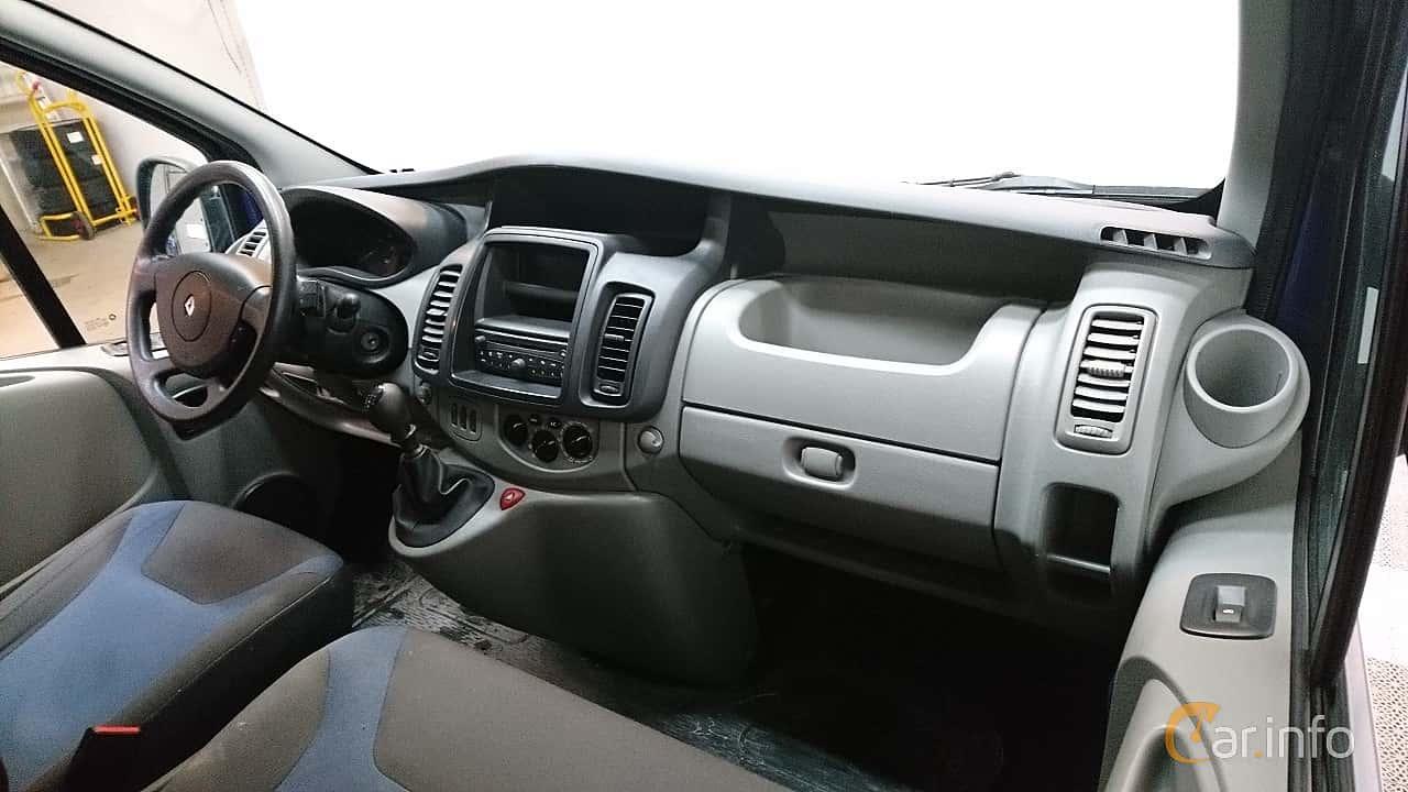 Renault Trafic Van 2.0 dCi Manual, 114hp, 2012