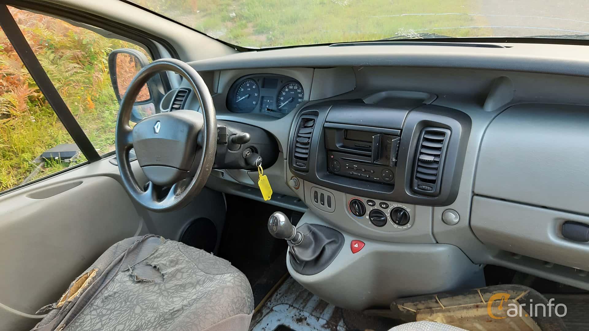 Renault Trafic Van 1.9 dCi Manual, 101hp, 2005