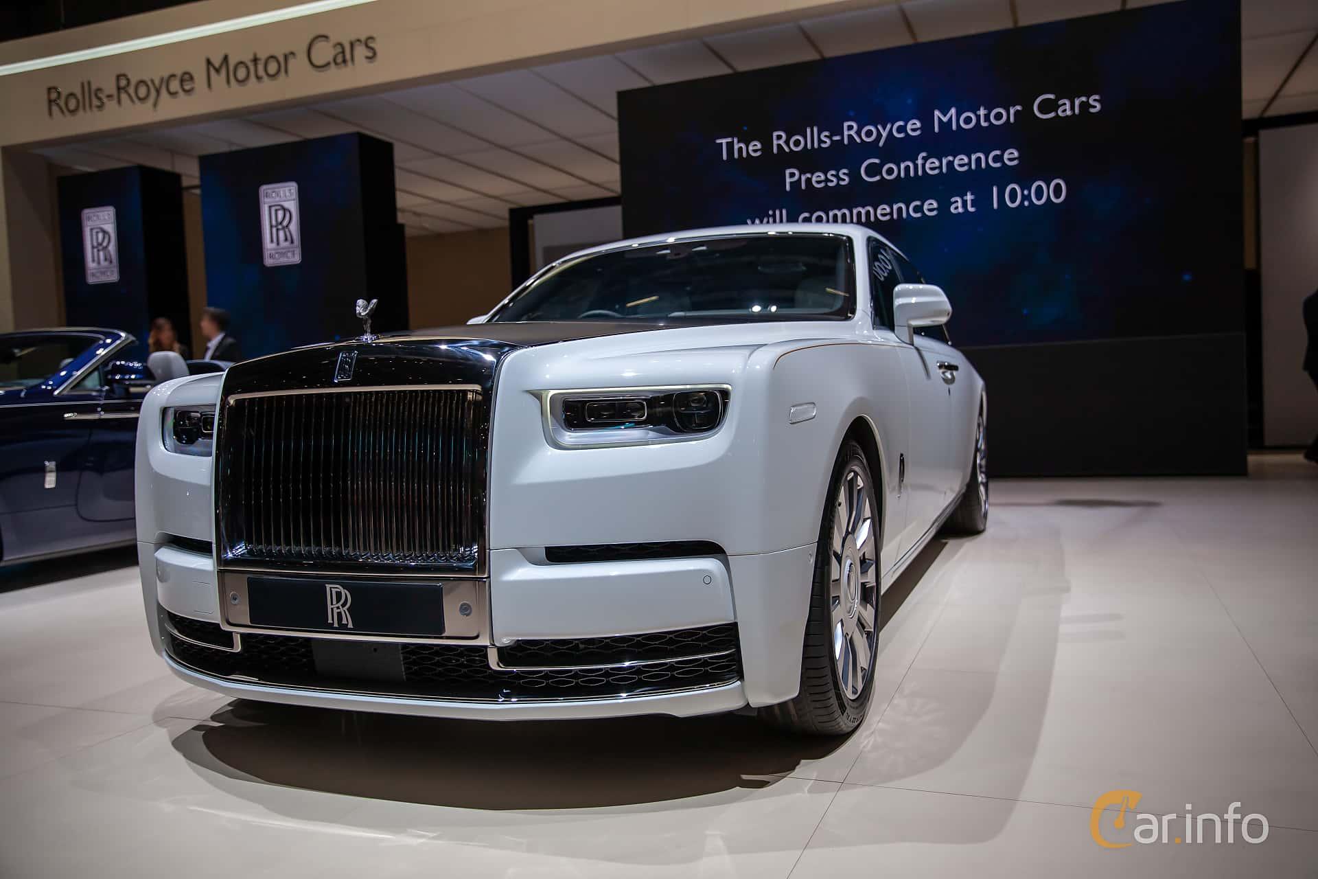 5 images of Rolls-Royce Phantom EWB 6 7 V12 Automatic, 571hp