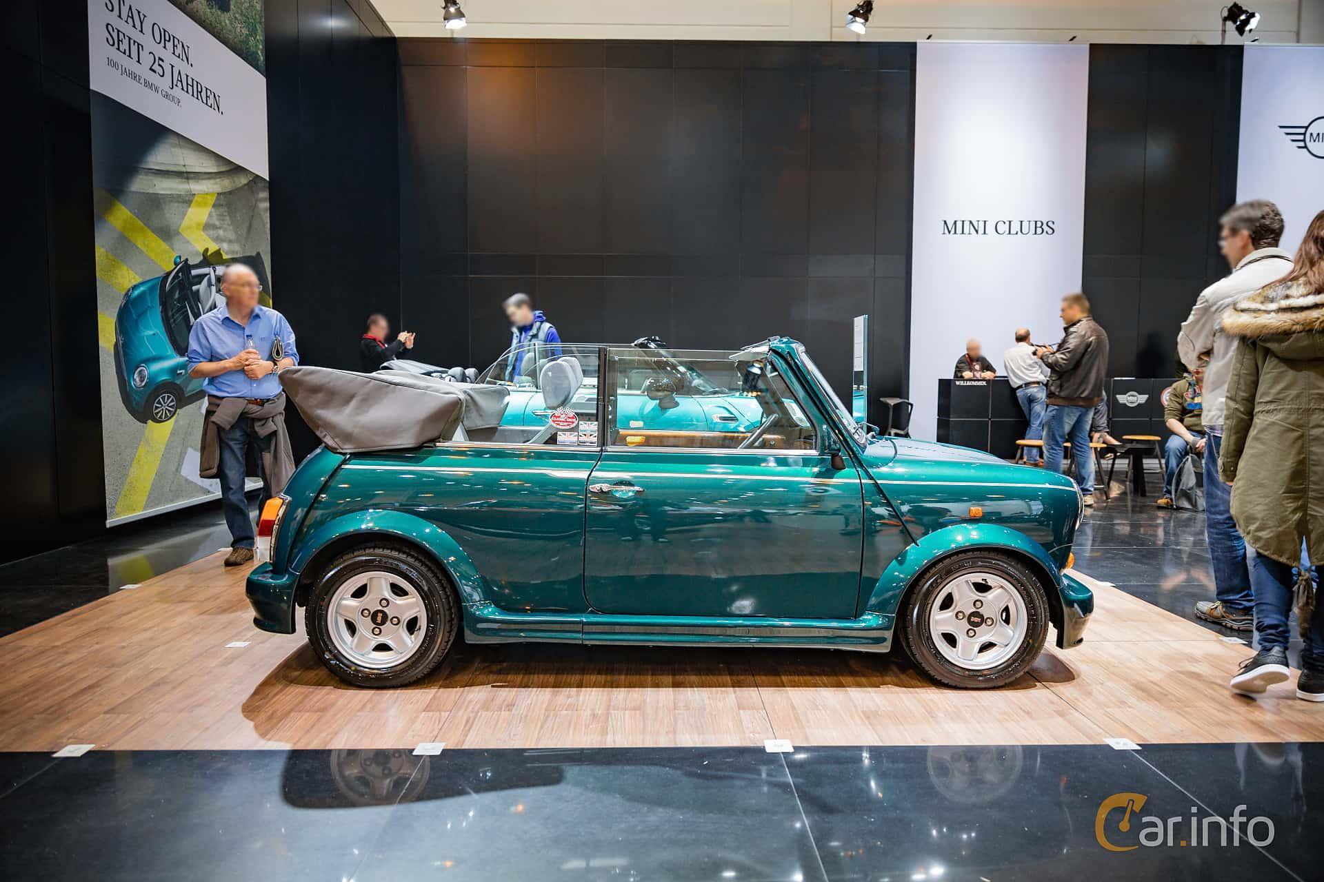 Rover Mini Cabriolet 1st Generation