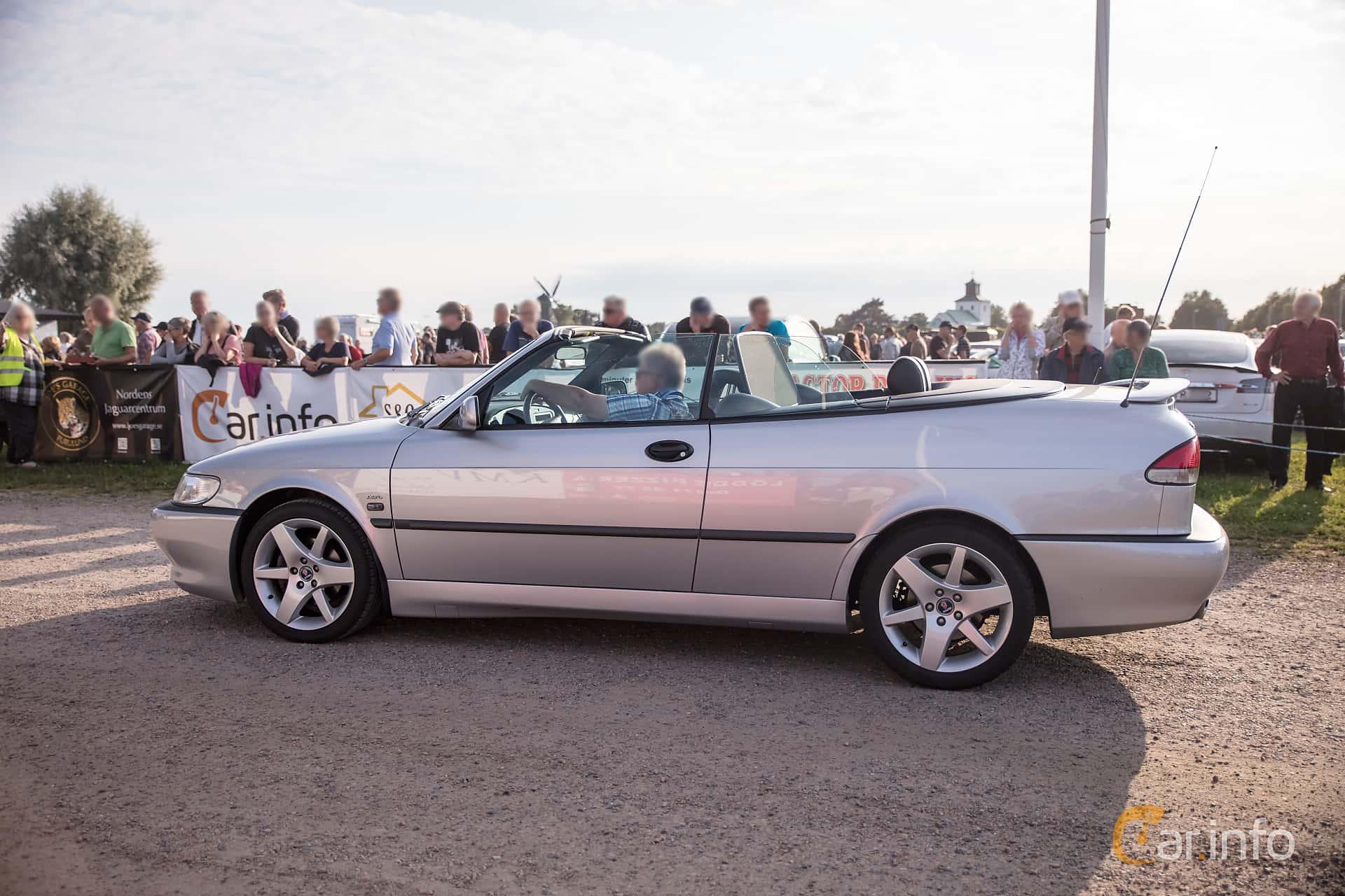 1999 Saab 9 3 Se Manual Convertible