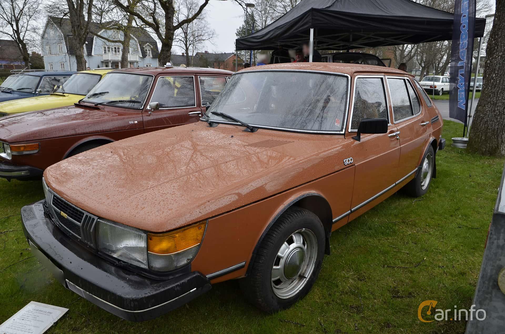 1980 Saab 900 Owners Manual