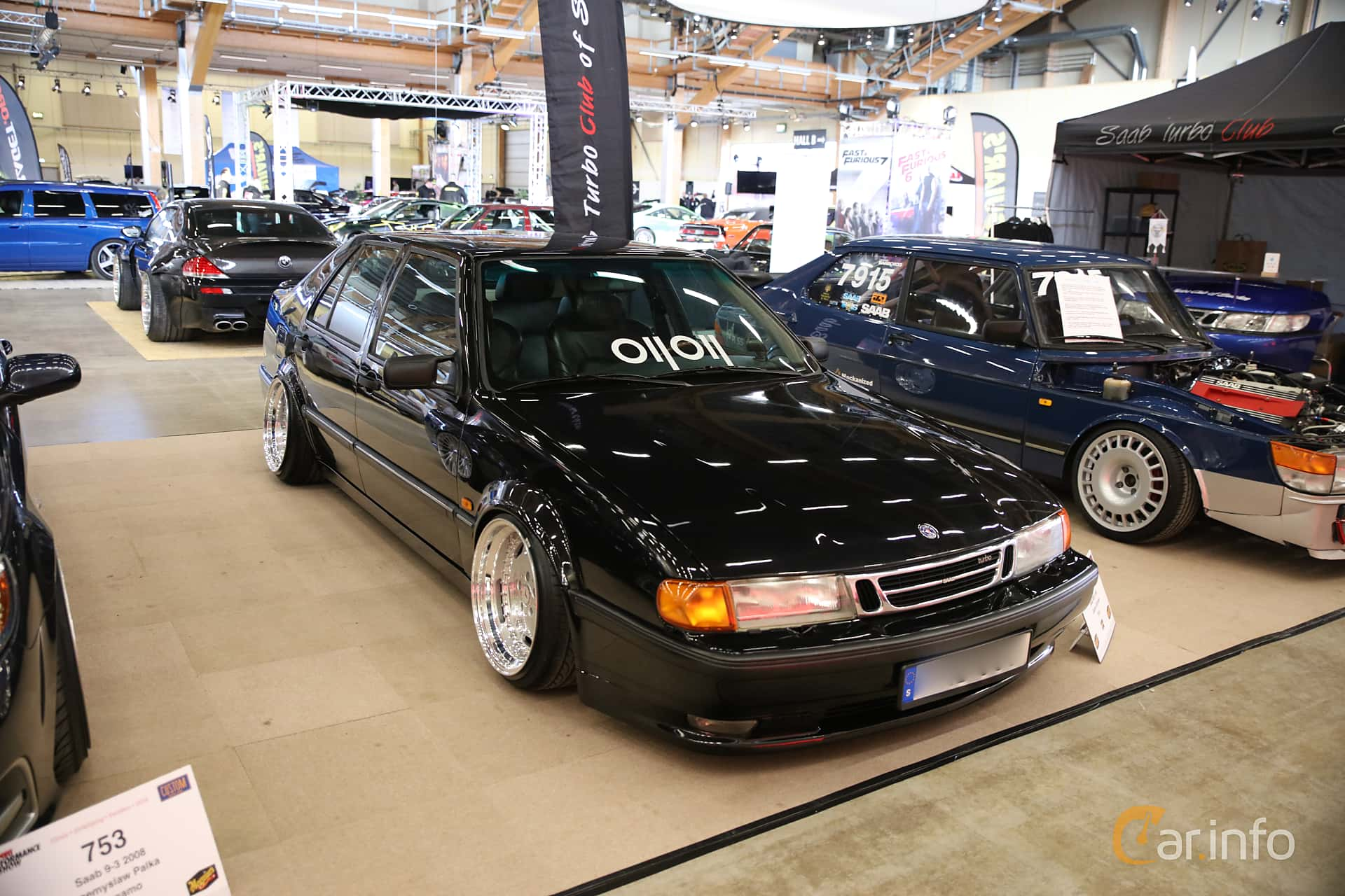 Saab 9000 Cs 2 0 Turbo Manual  185hp  1996
