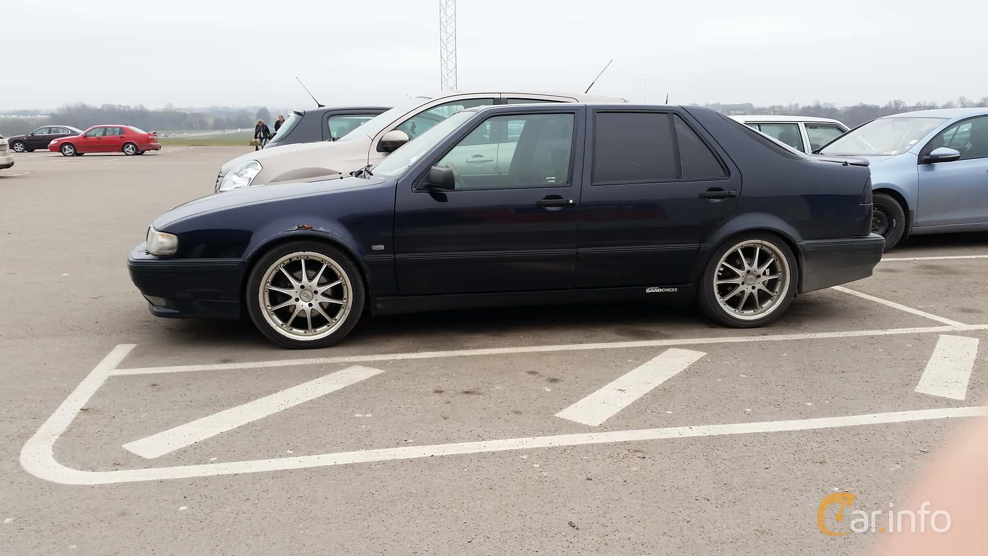 Saab 9000 Cs 1998