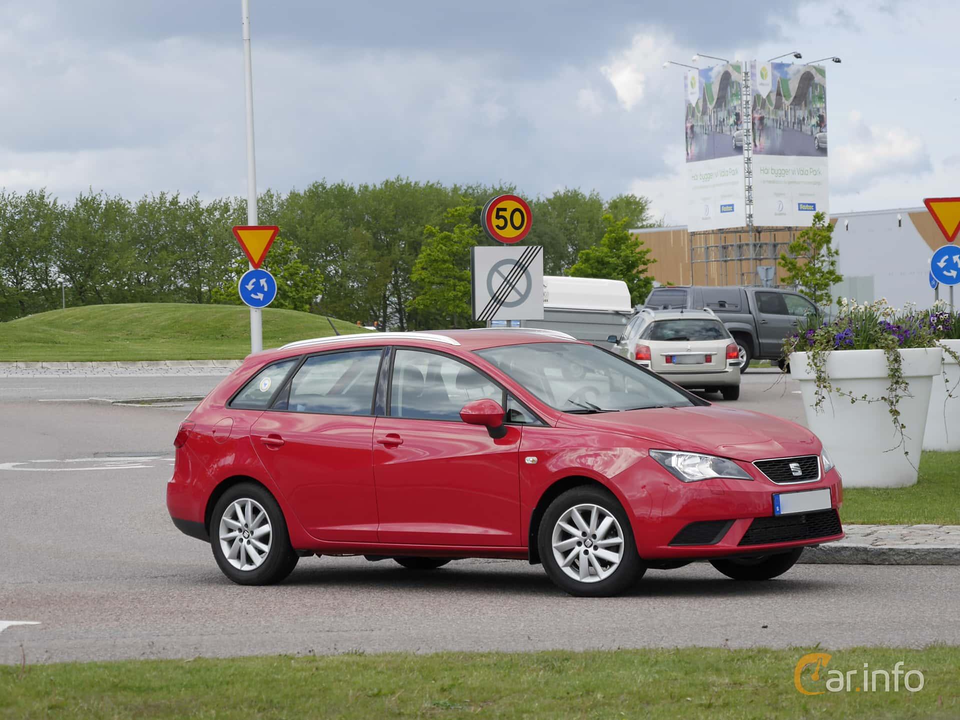 SEAT Ibiza ST 1 2 TDI Manual, 75hp, 2014