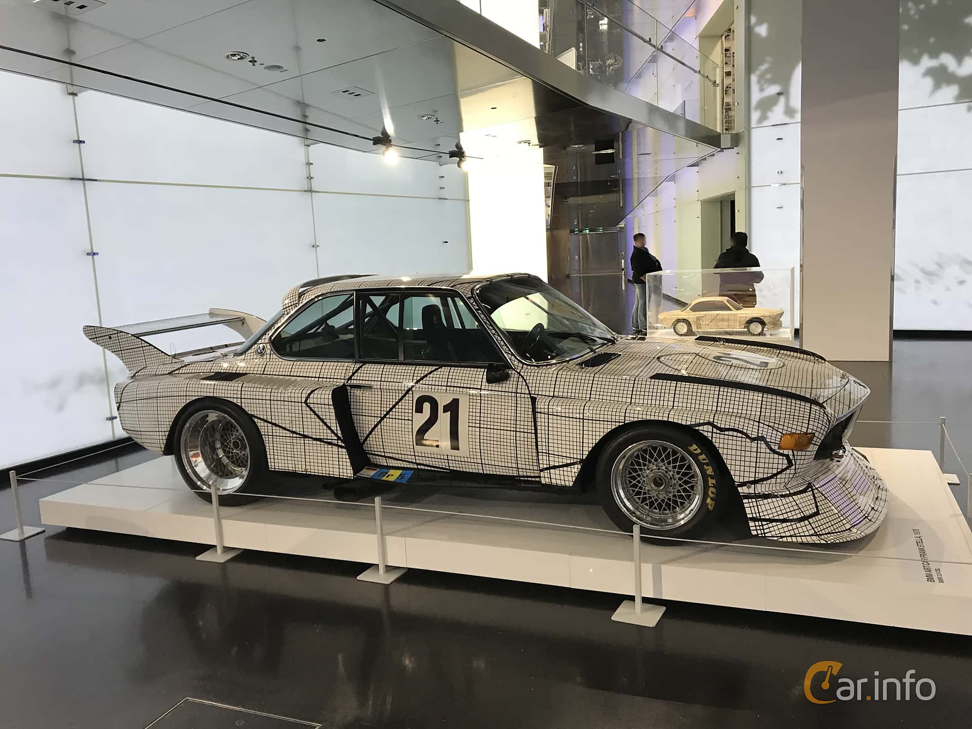 BMW 3.0 CSL Group 5  Manual, 487hp, 1976