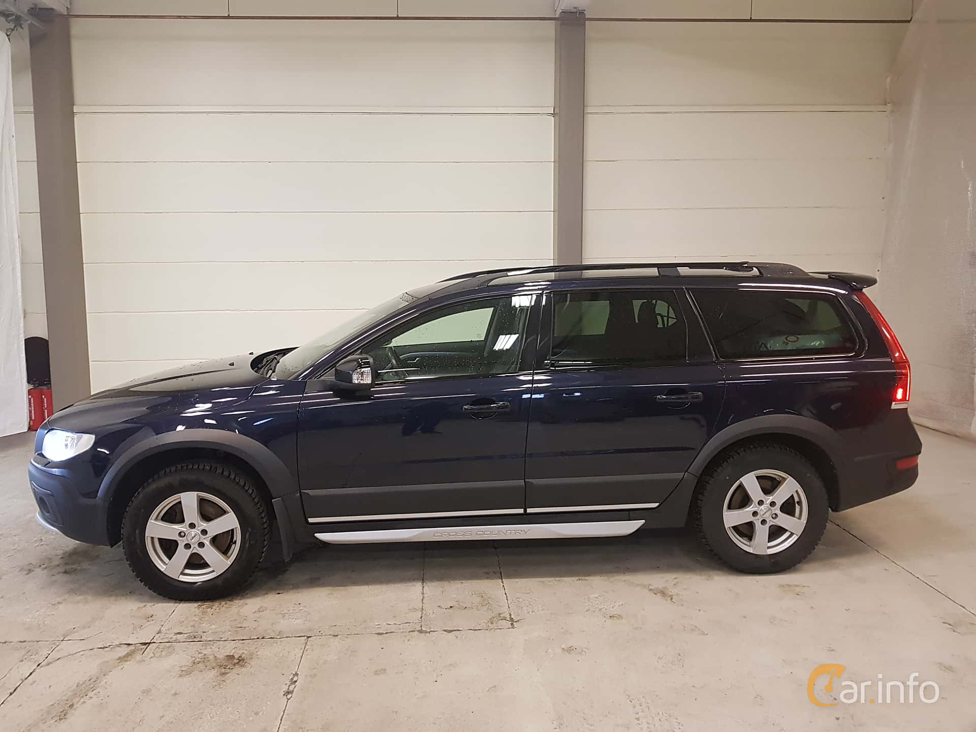 Volvo XC70 D4 Manual, 181hp, 2016