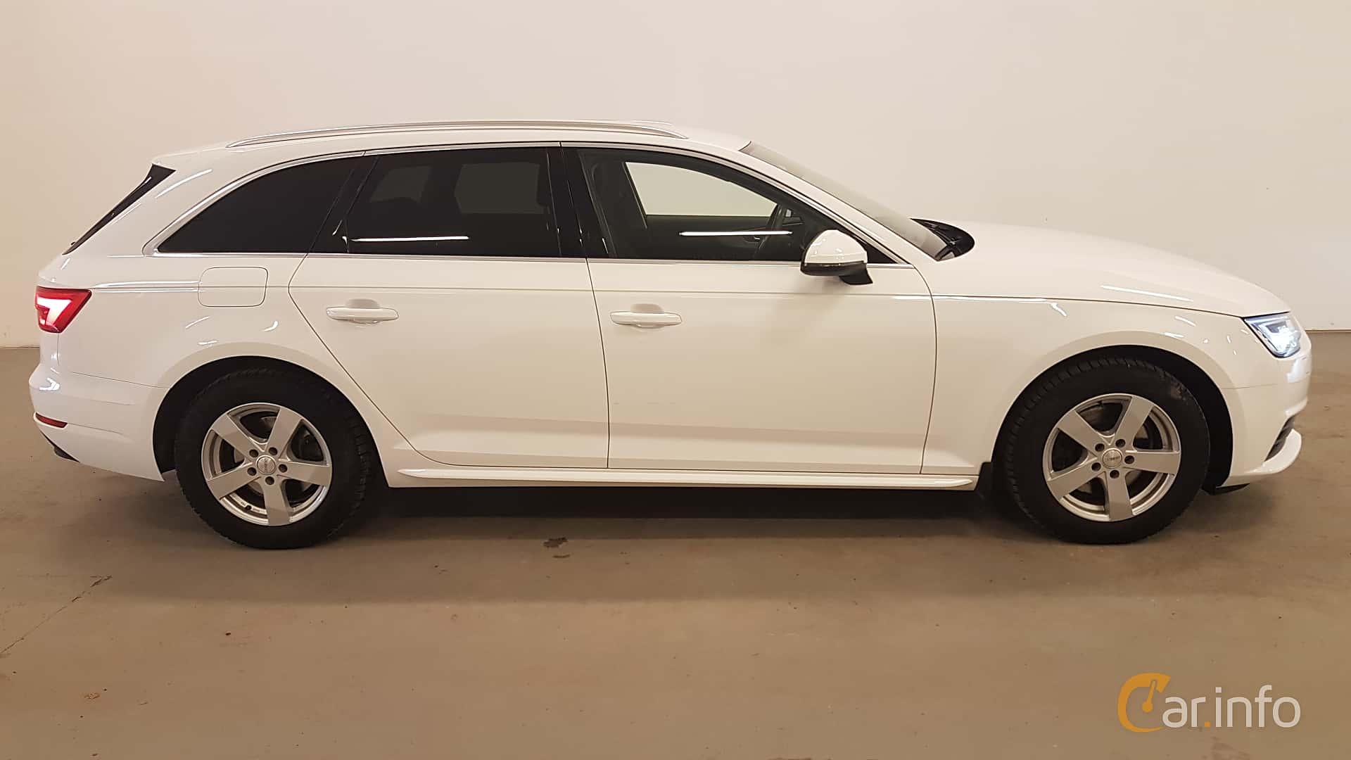 Audi A4 Avant Generation B9 20 Tdi