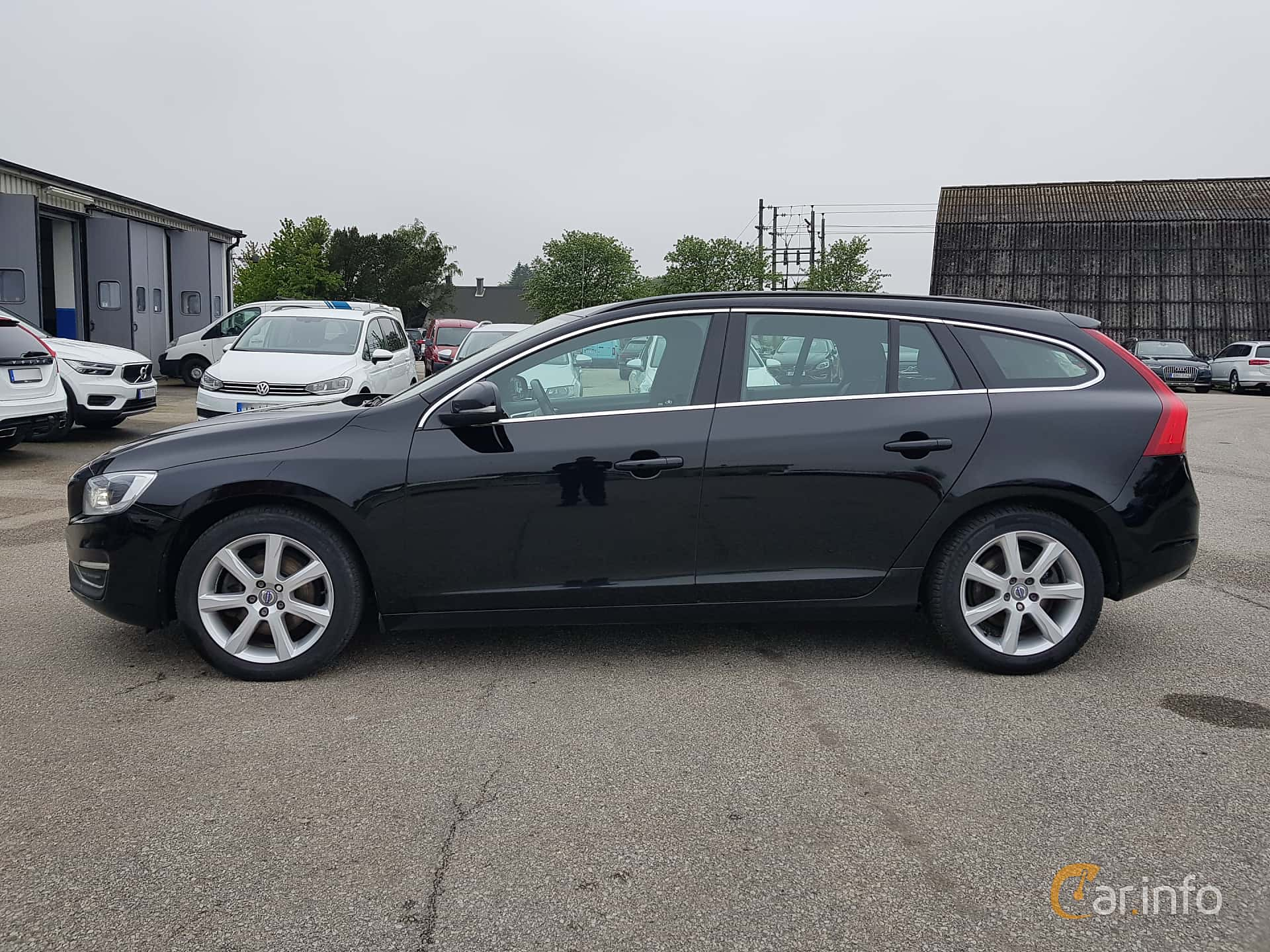 Volvo V60 D4 Manual, 190hp, 2017
