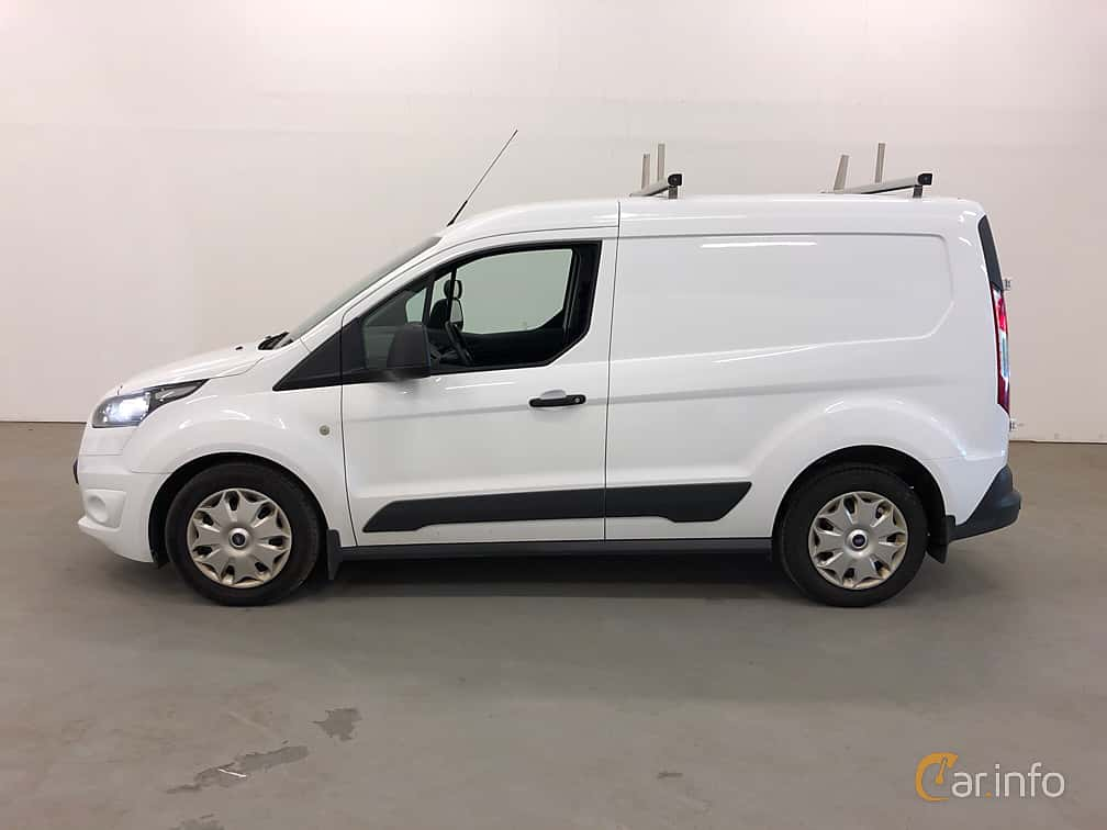 Ford Transit Connect SWB 1.6 TDCi Manual, 95hp, 2015