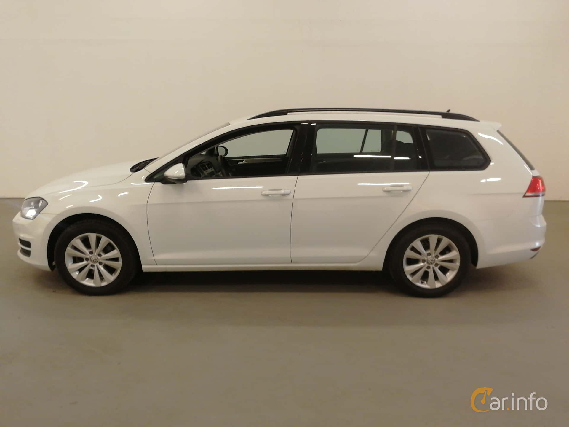 Volkswagen Golf Variant 1.6 TDI BlueMotion DSG Sequential, 110hp, 2016