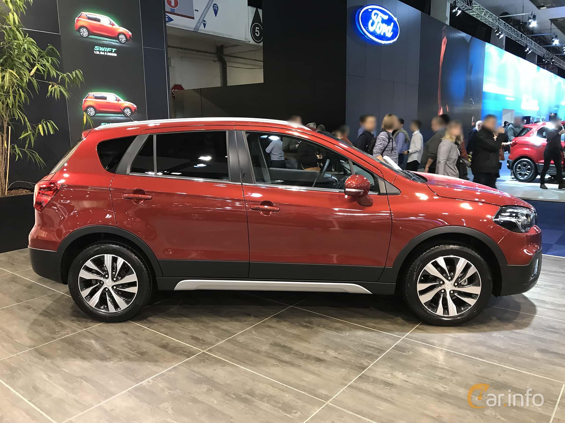 2020 Suzuki Sx4 Research New