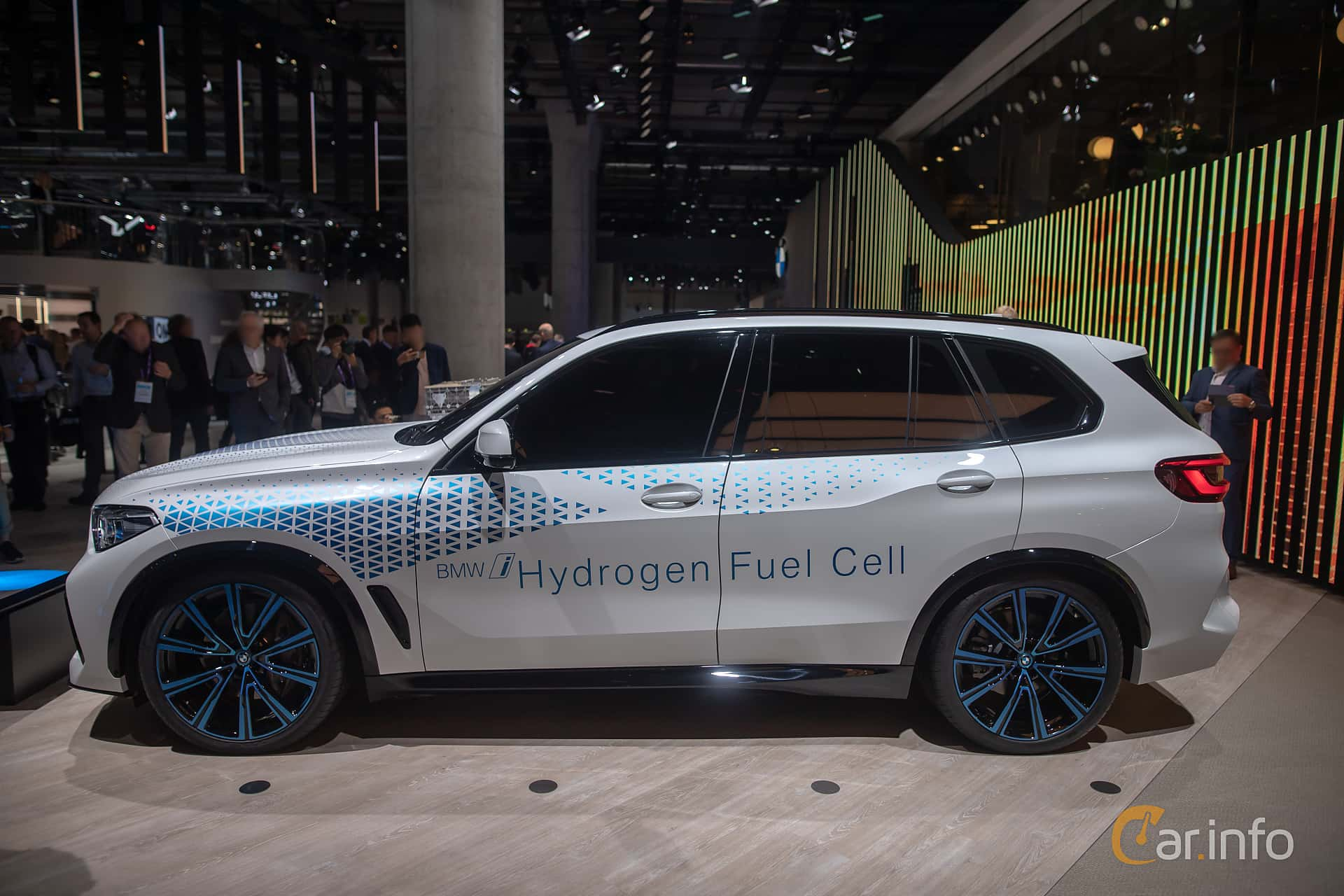BMW i Hydrogen NEXT Concept Concept, 2019 at IAA 2019