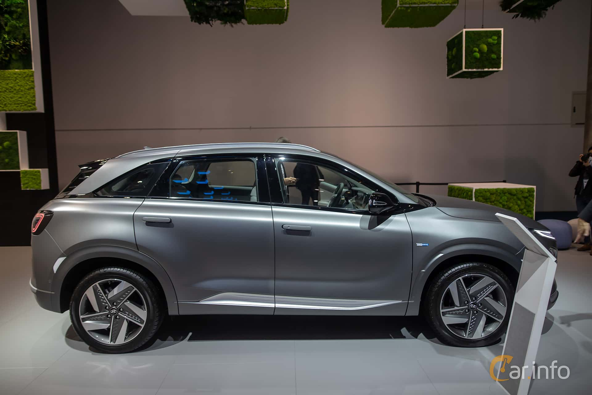Hyundai Nexo FuelCell Single Speed, 163hk, 2020 at IAA 2019