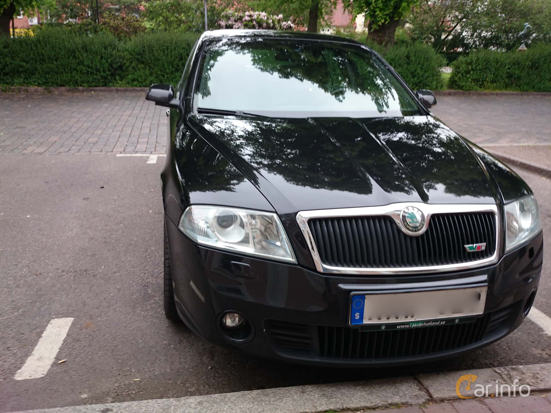 skoda octavia rs 2 0 tfsi manuell 200hk 2006. Black Bedroom Furniture Sets. Home Design Ideas