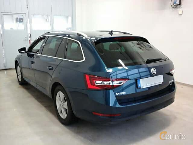 Skoda Superb Combi 2.0 TDI 4x4 DSG Sequential, 190hp, 2017
