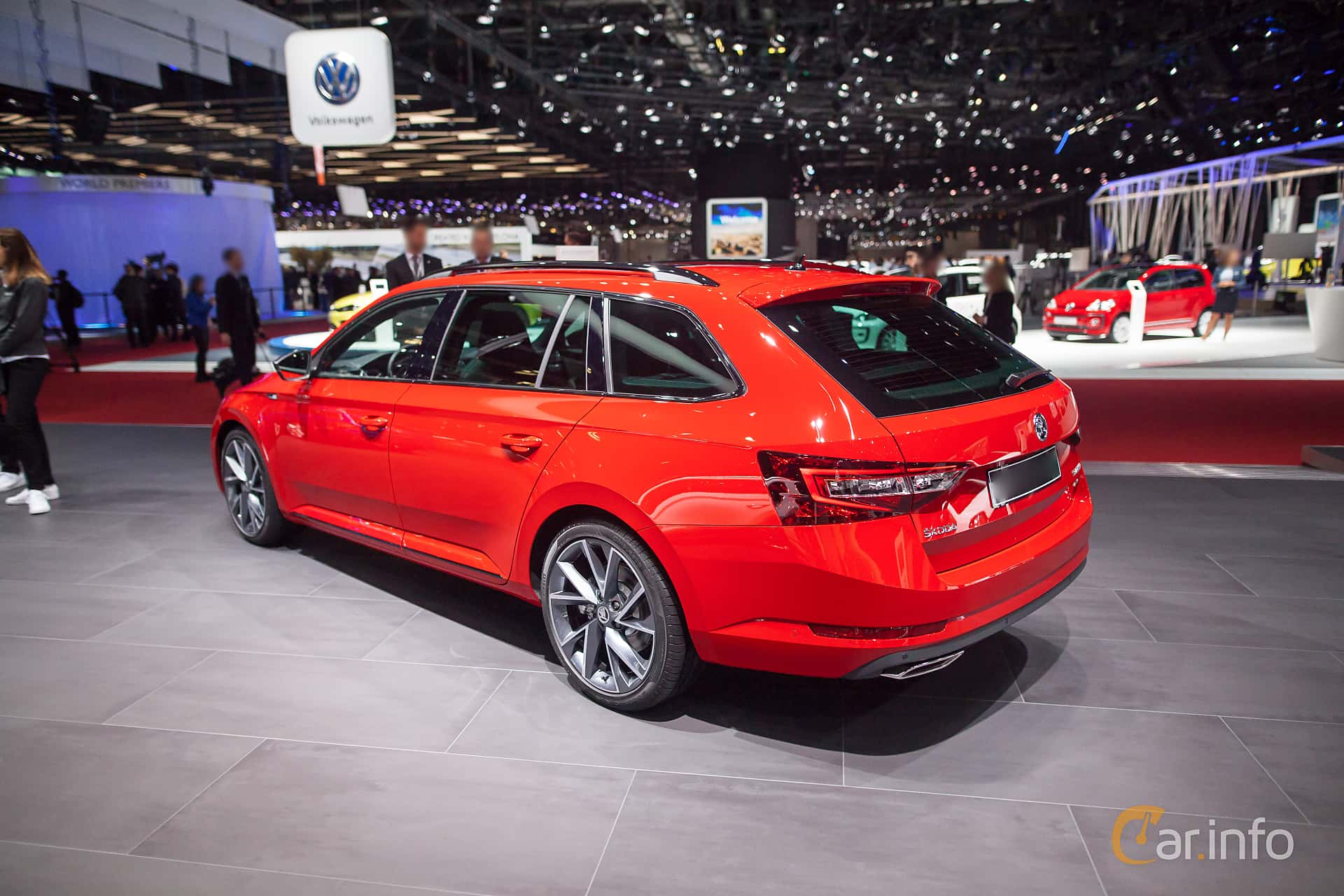 skoda superb combi 2 0 tsi 4x4 dsg sequential 280hp 2017 at geneva motor show 2017. Black Bedroom Furniture Sets. Home Design Ideas