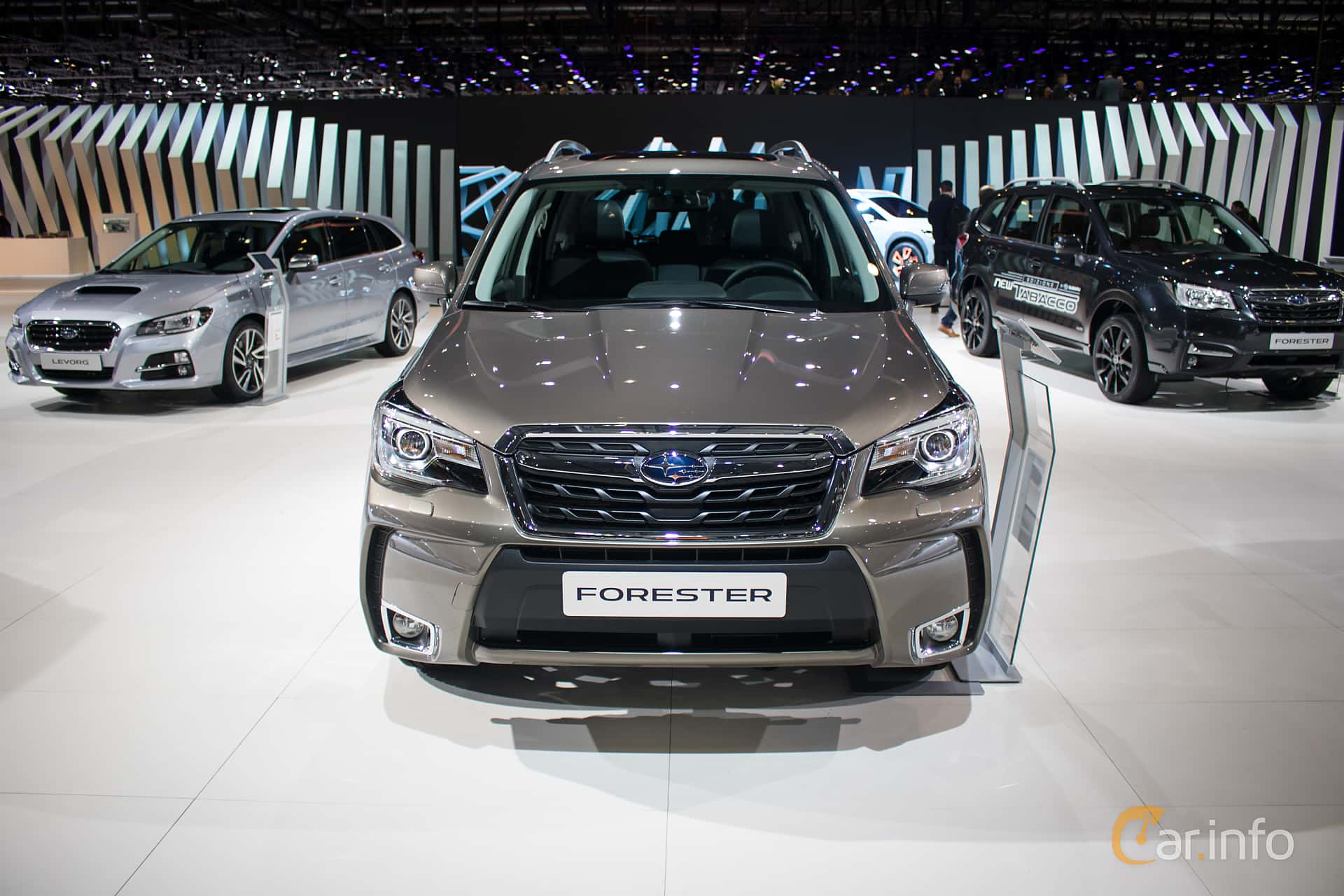Subaru Forester 2.0 4WD Lineartronic, 147hp, 2016