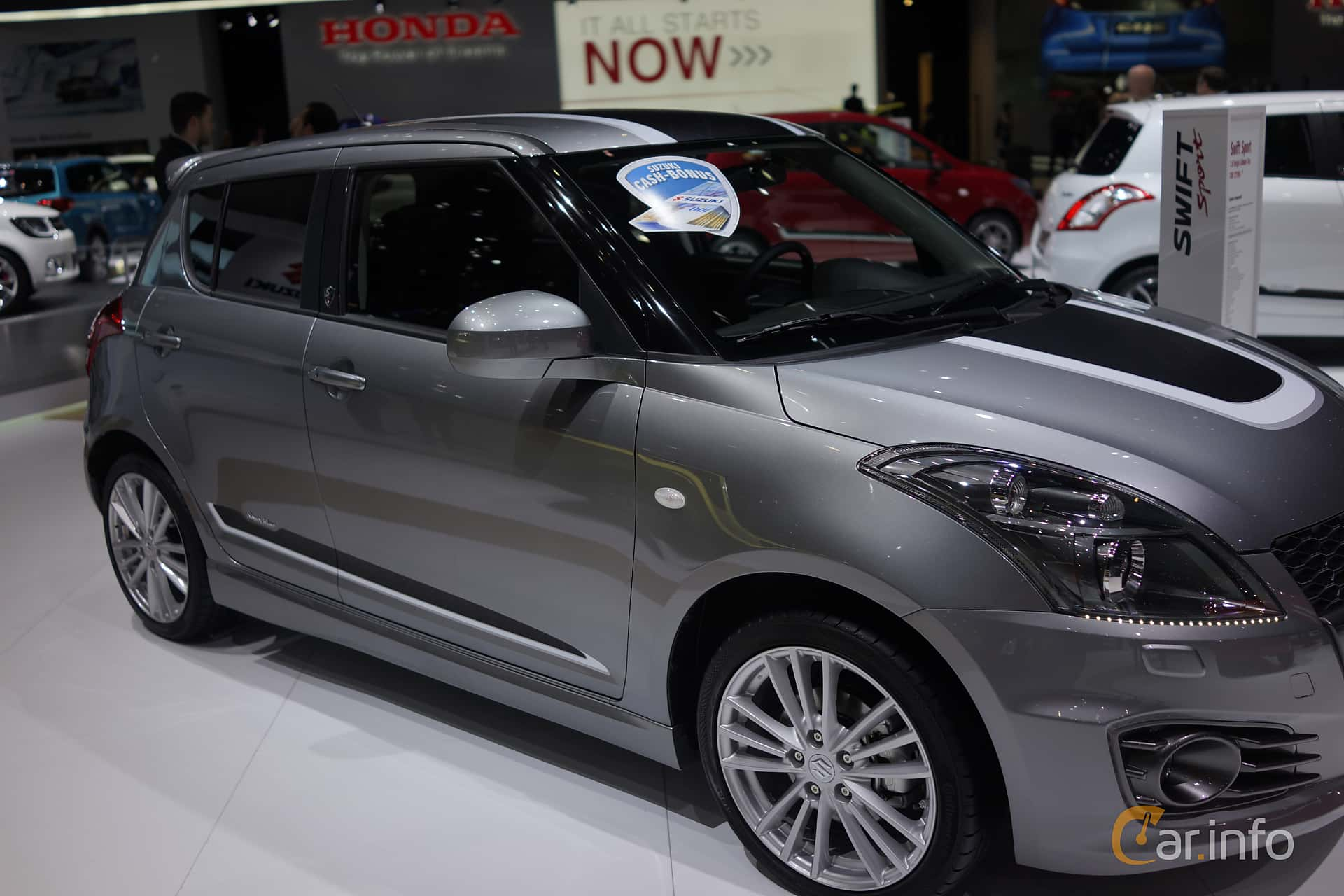 Suzuki Swift Sport 5-door Manual, 6-speed