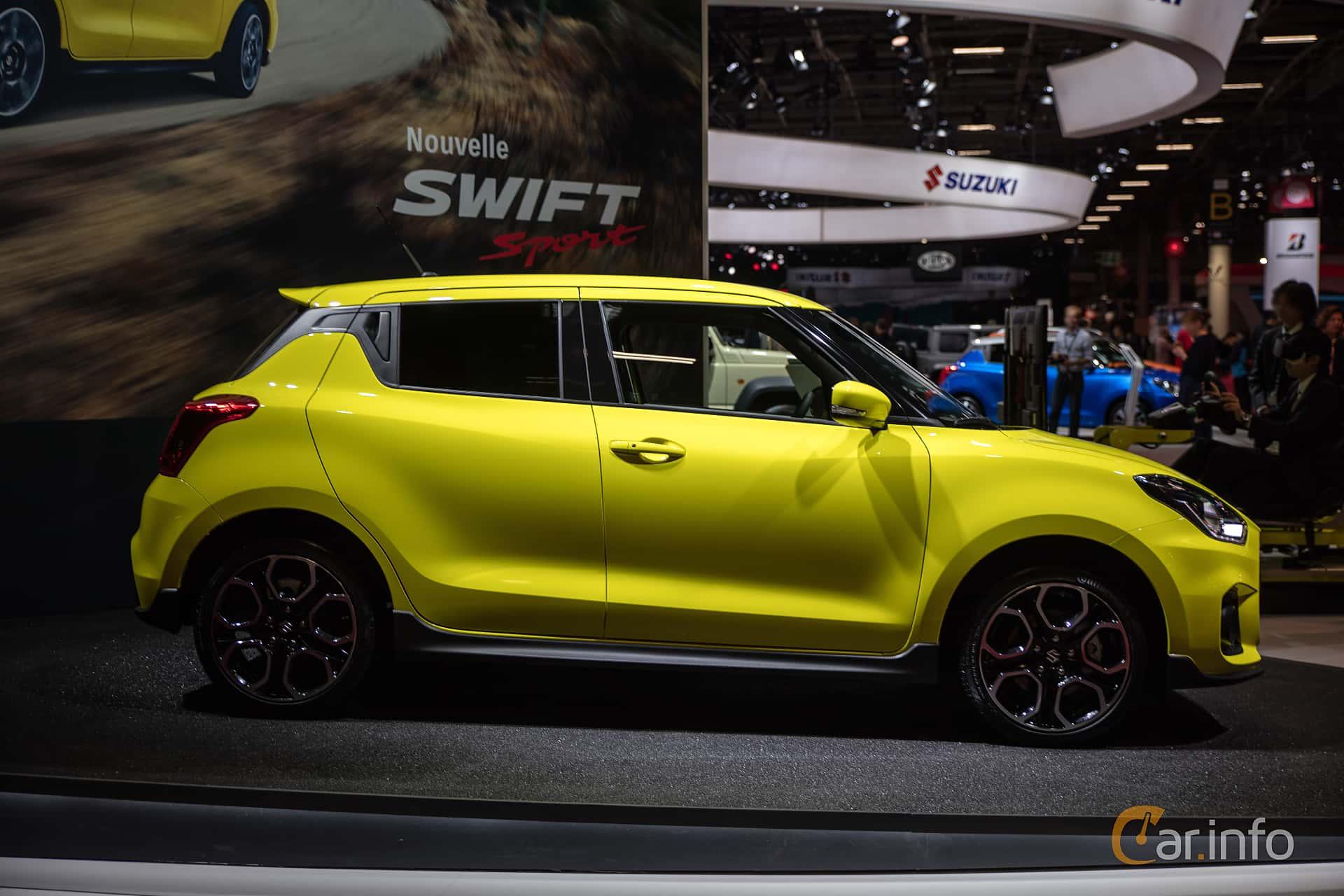 Suzuki Swift Sport 1 4 Boosterjet Manual, 140hp, 2019