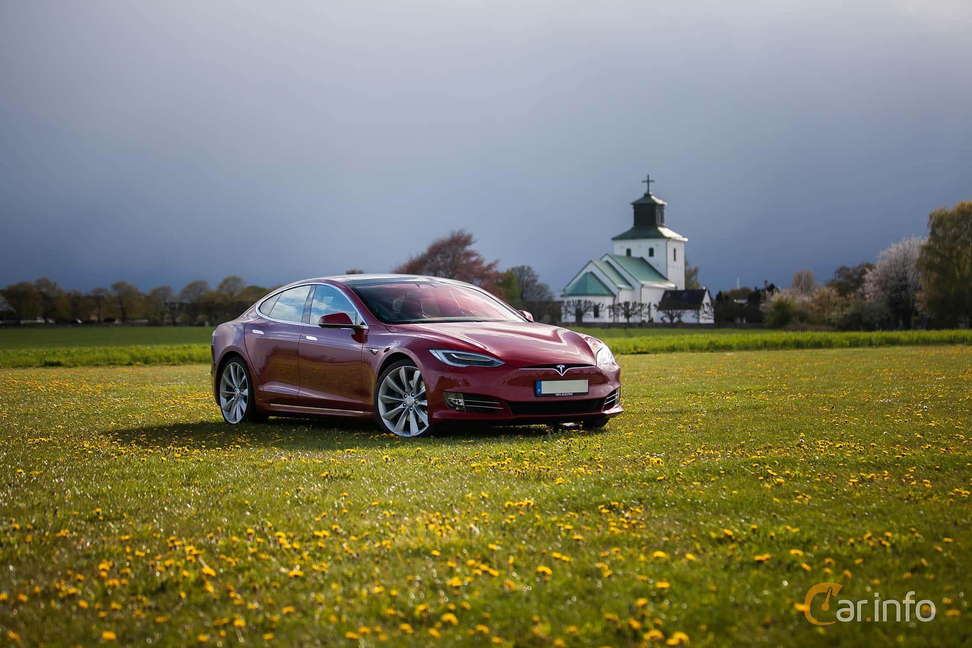 Tesla Model S 90d 90 Kwh Awd Single Speed 423hp 2016