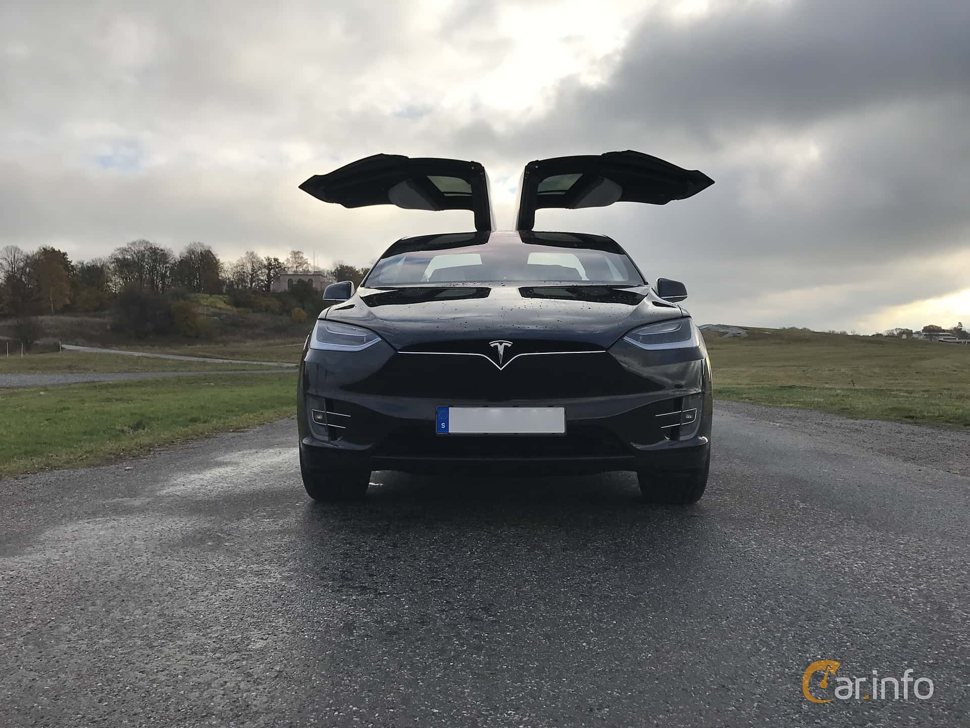 tesla model x 90d 90 kwh awd single speed 423hp 2016. Black Bedroom Furniture Sets. Home Design Ideas