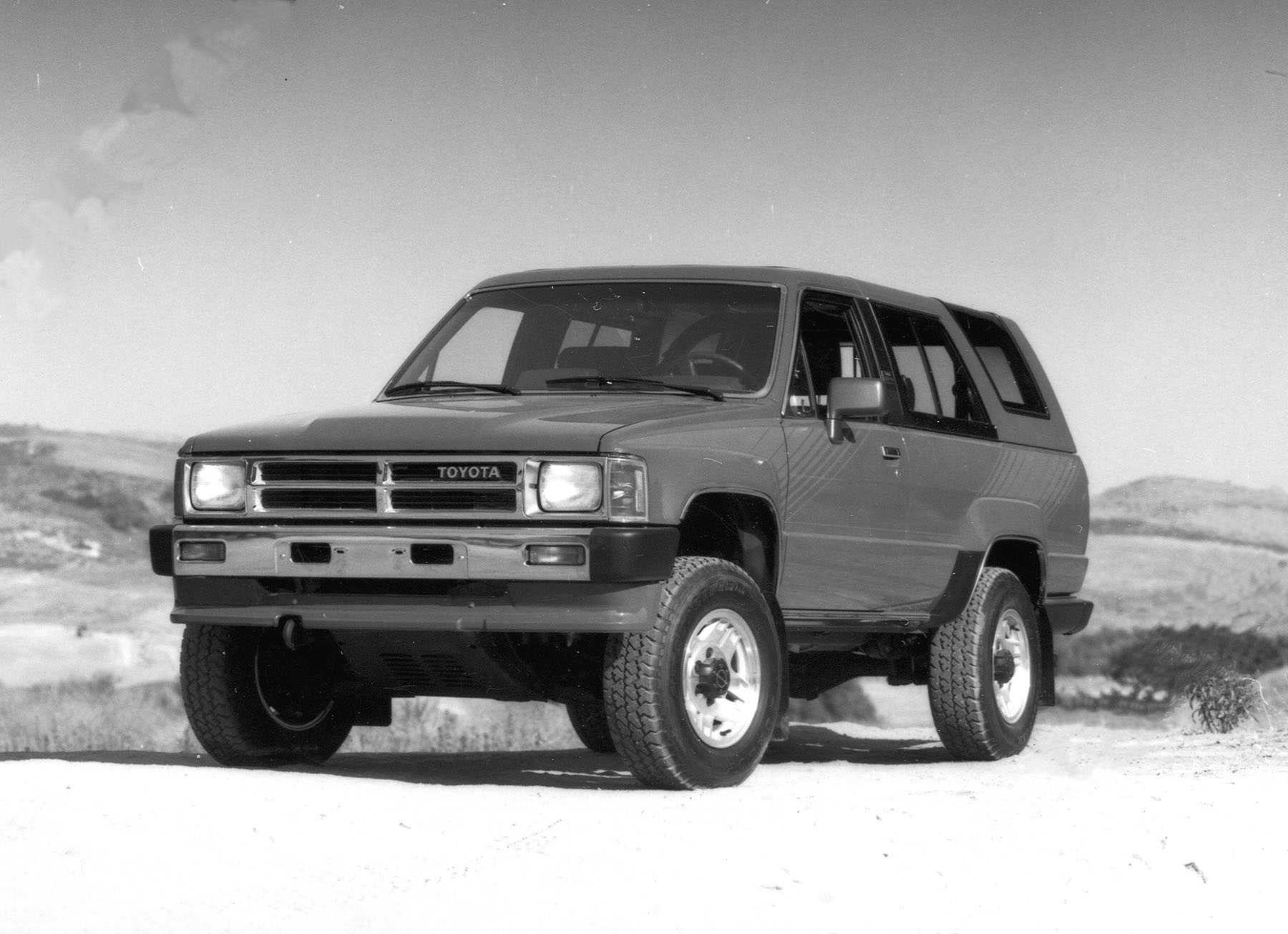 Toyota 4runner 3 Door N60 1984 1989 Sale
