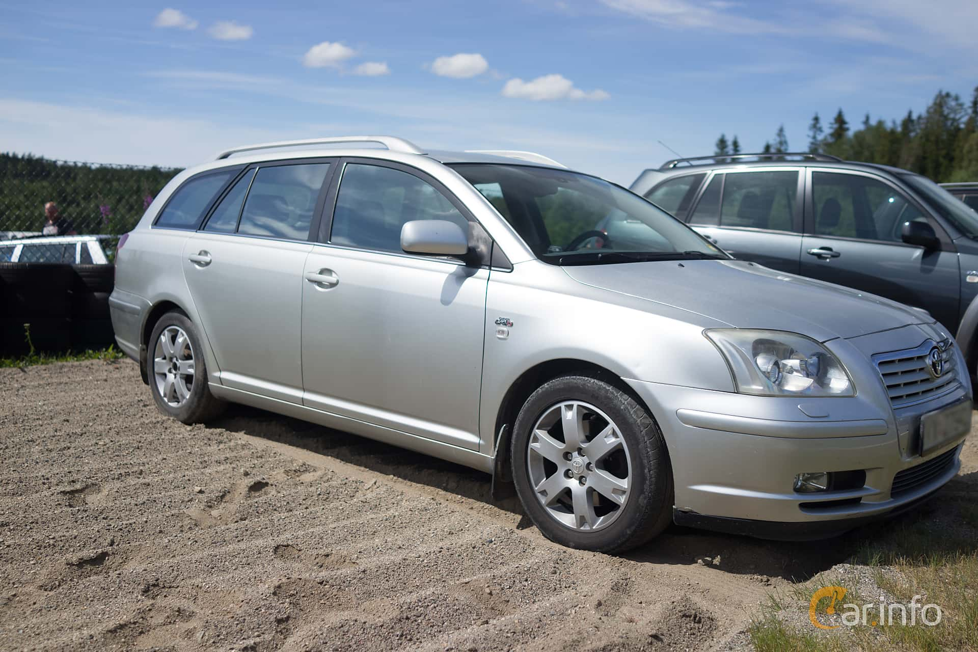 toyota avensis combi generation t25 2 0 d 4d manual 5 speed. Black Bedroom Furniture Sets. Home Design Ideas