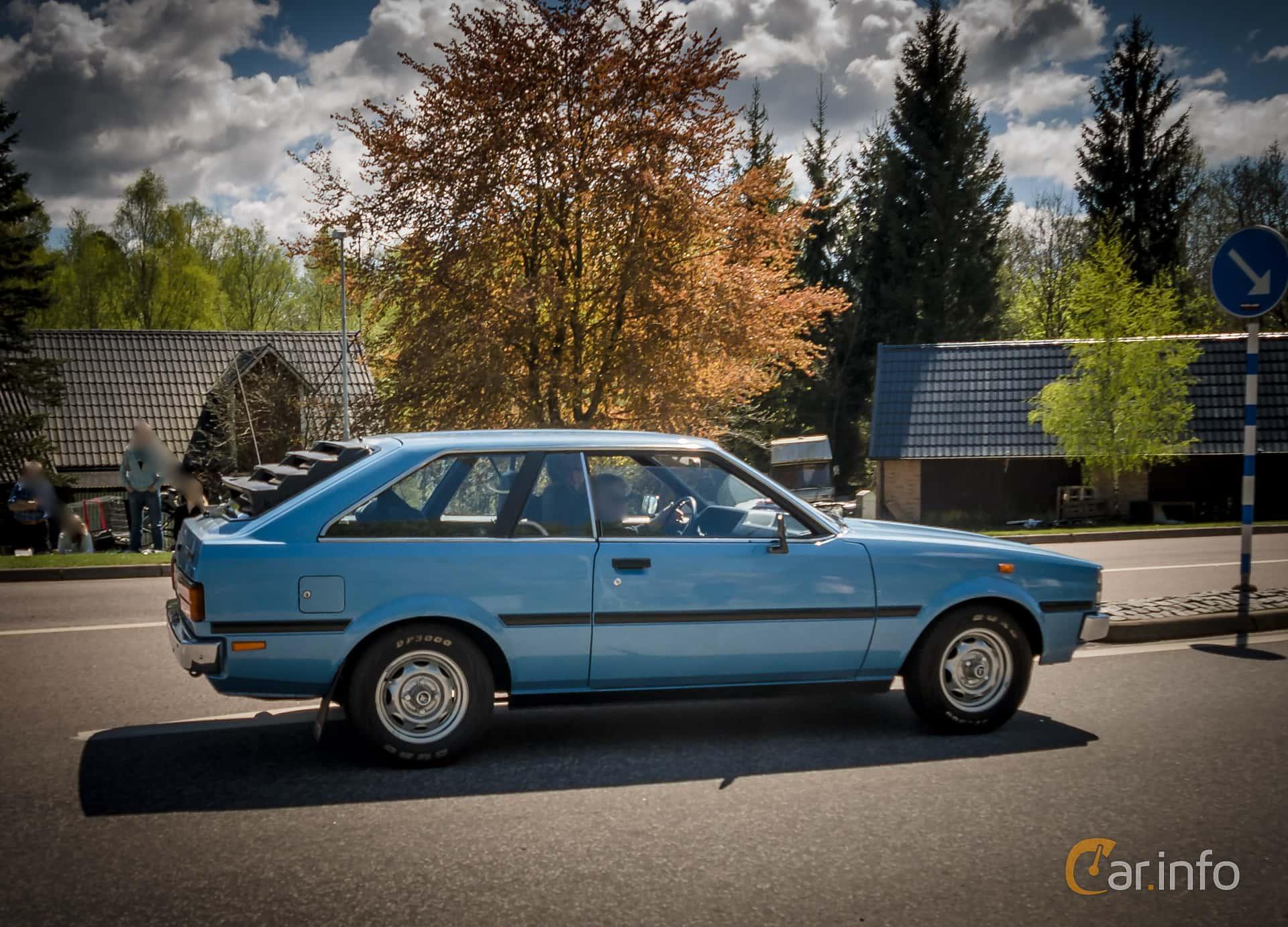 Toyota Corolla Liftback 1980