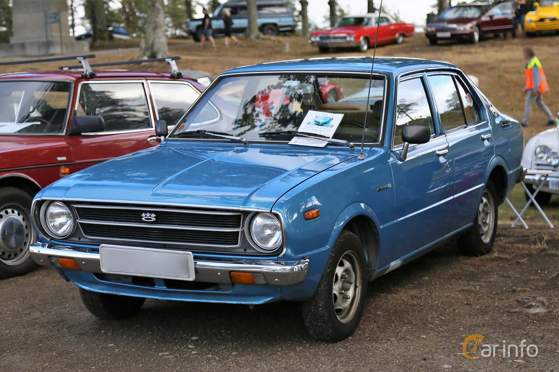 Kelebihan Toyota Corolla 1977 Tangguh