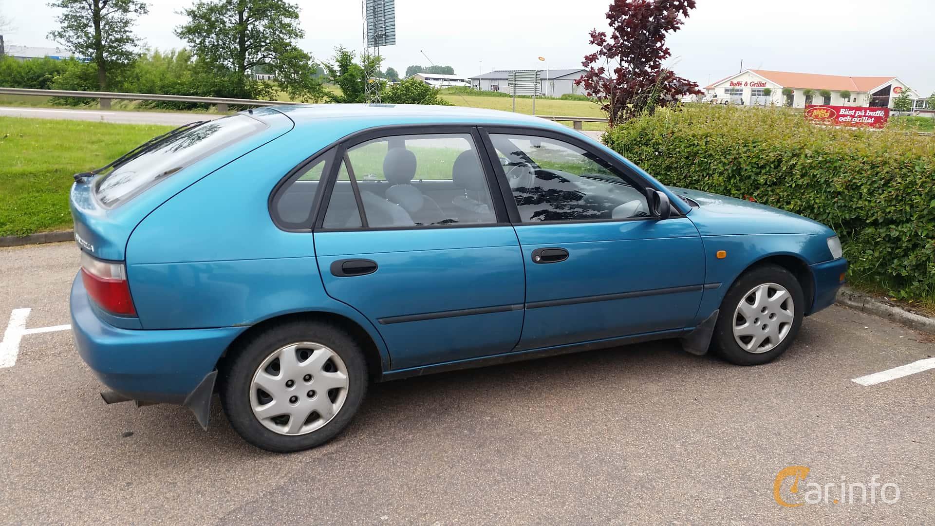 Kelebihan Kekurangan Toyota Corolla 1996 Perbandingan Harga