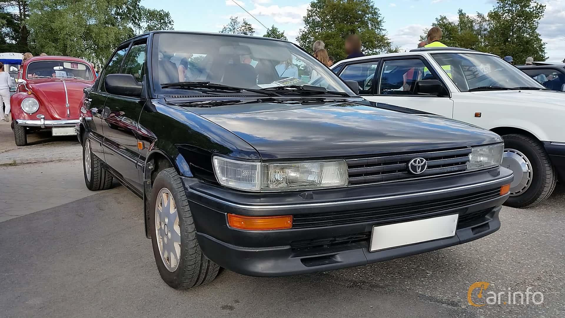 Kelebihan Toyota Corolla 1987 Harga