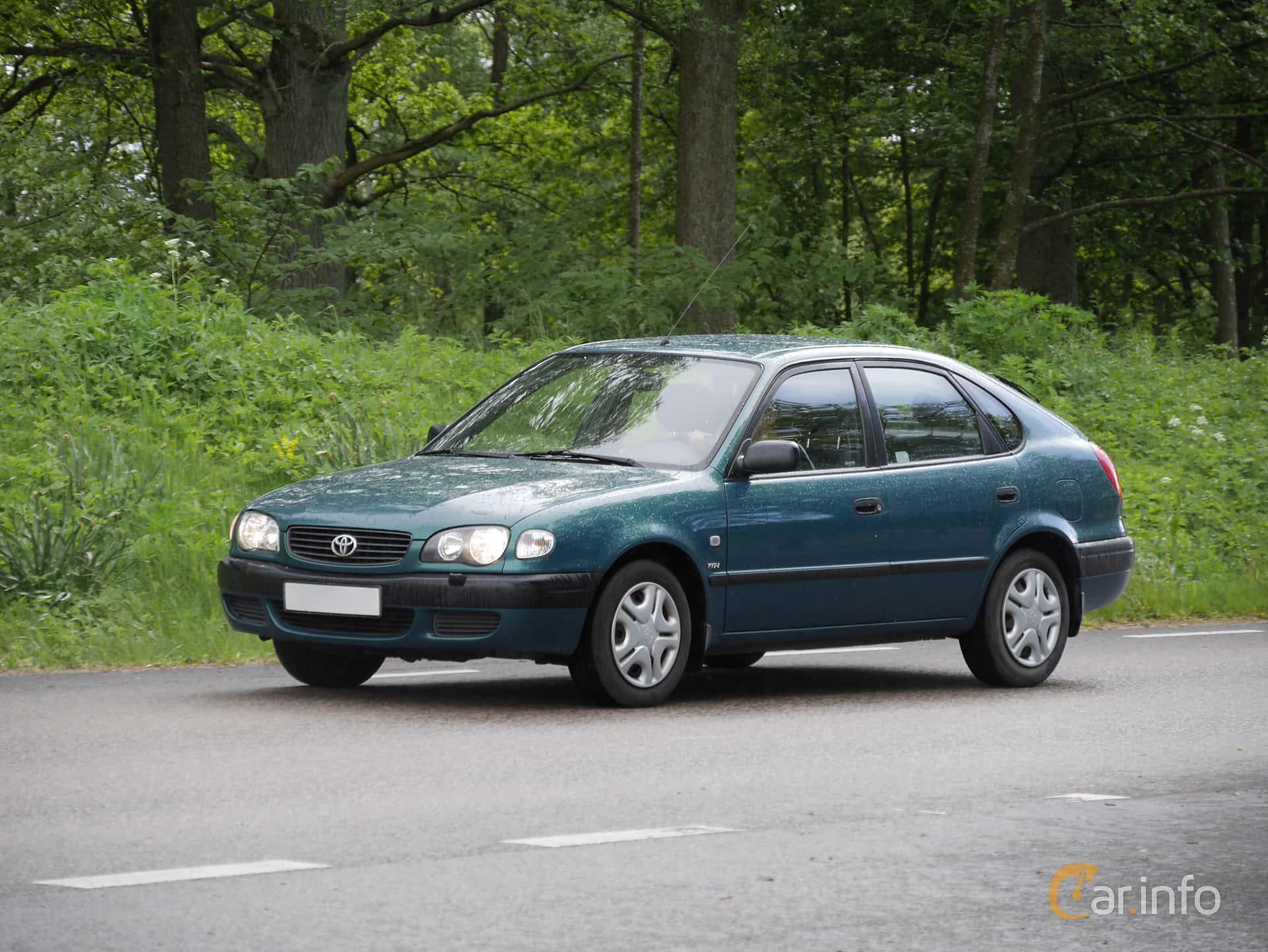 Kekurangan Toyota 2001 Review