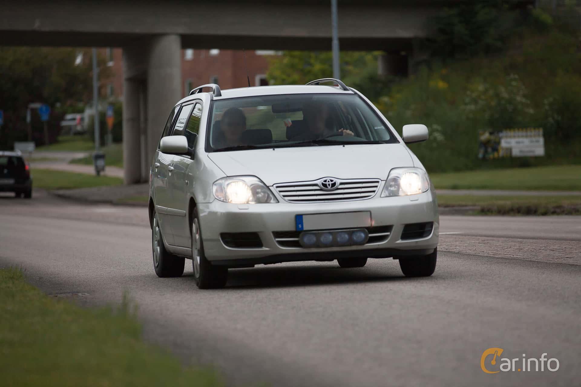 2005 Toyota Corolla For Sale >> Toyota Corolla Station Wagon E120 Facelift