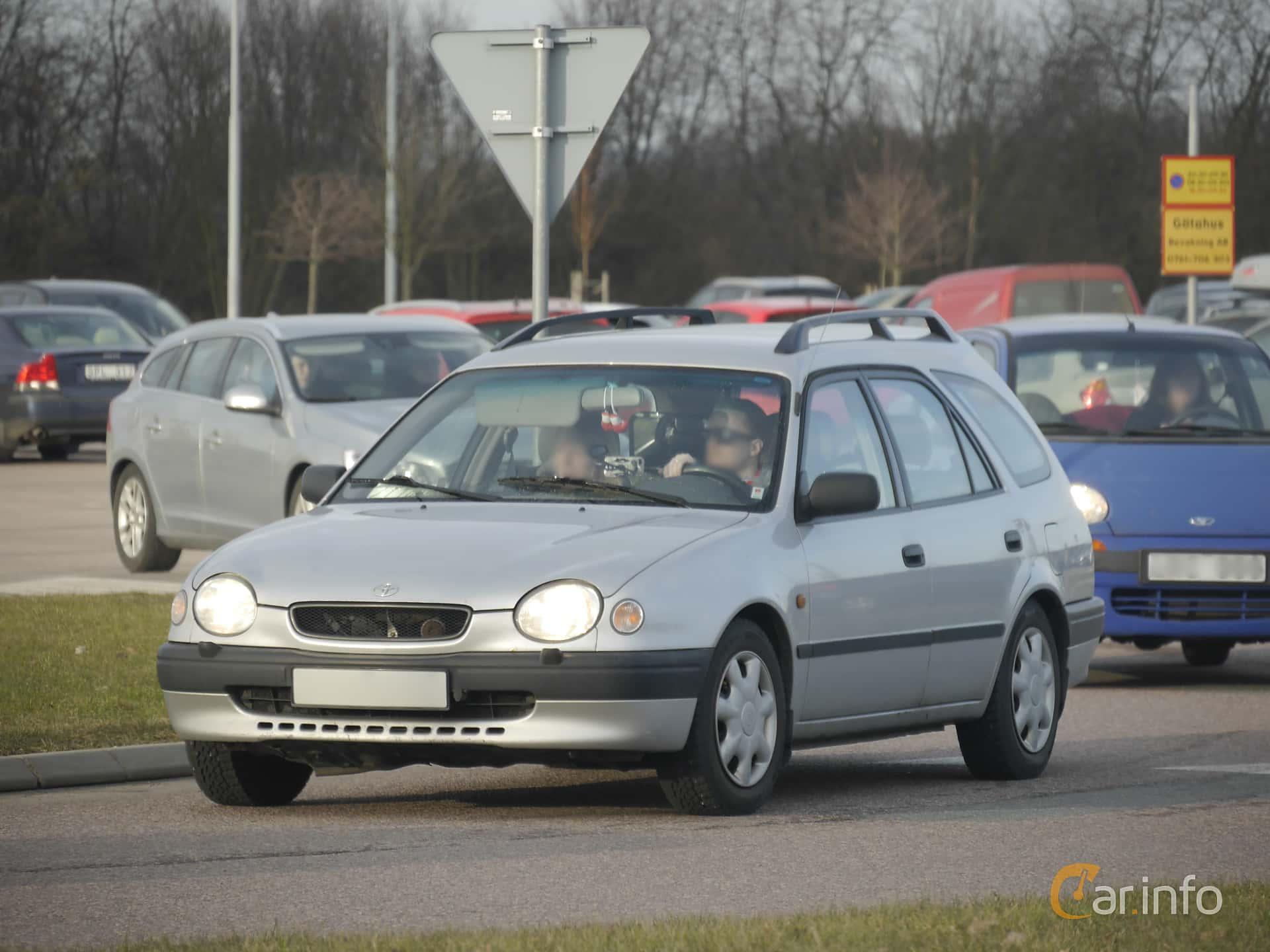 Kekurangan Toyota Corolla 1999 Spesifikasi