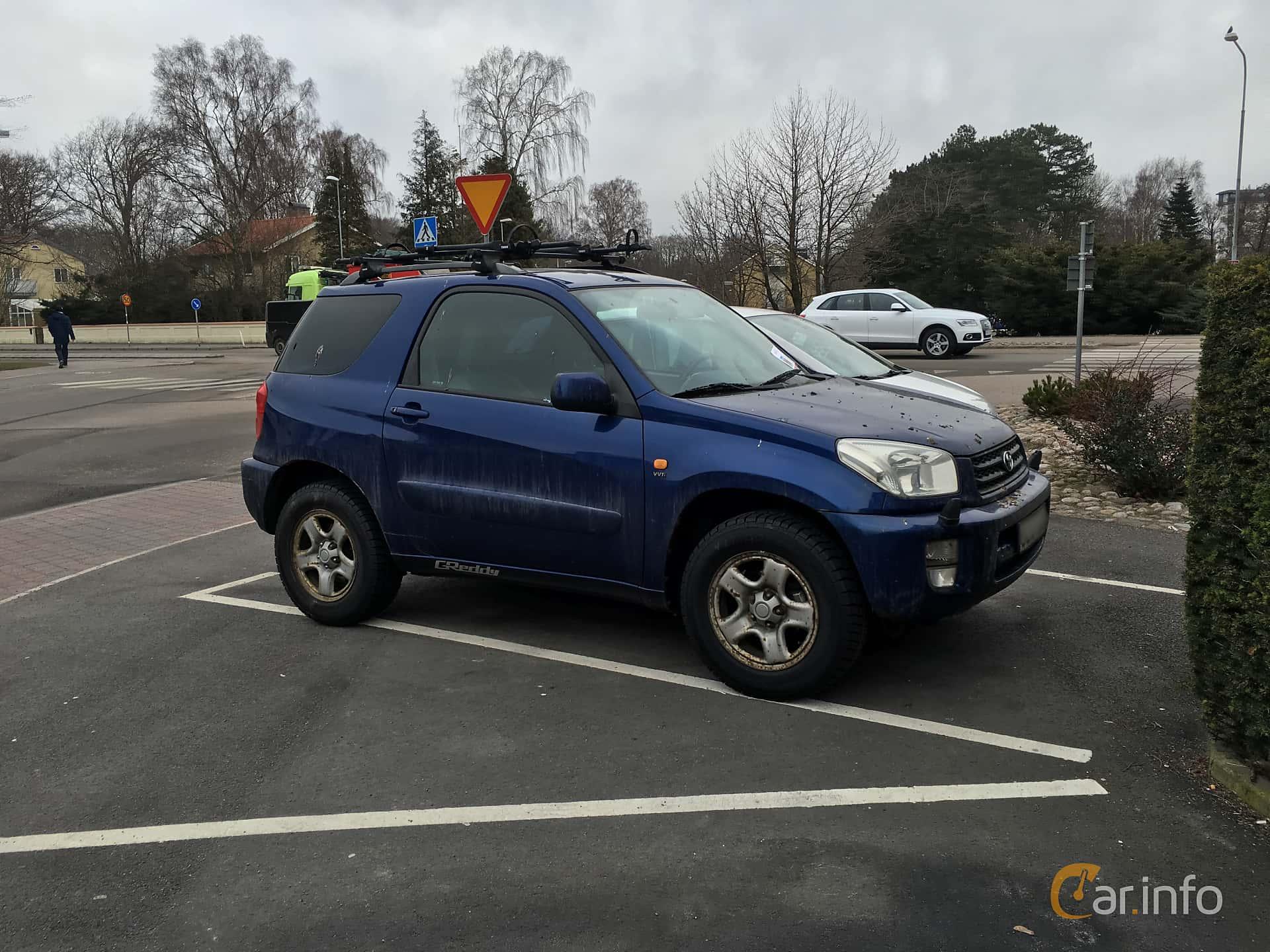 Toyota RAV4 Owners Manual: Side doors