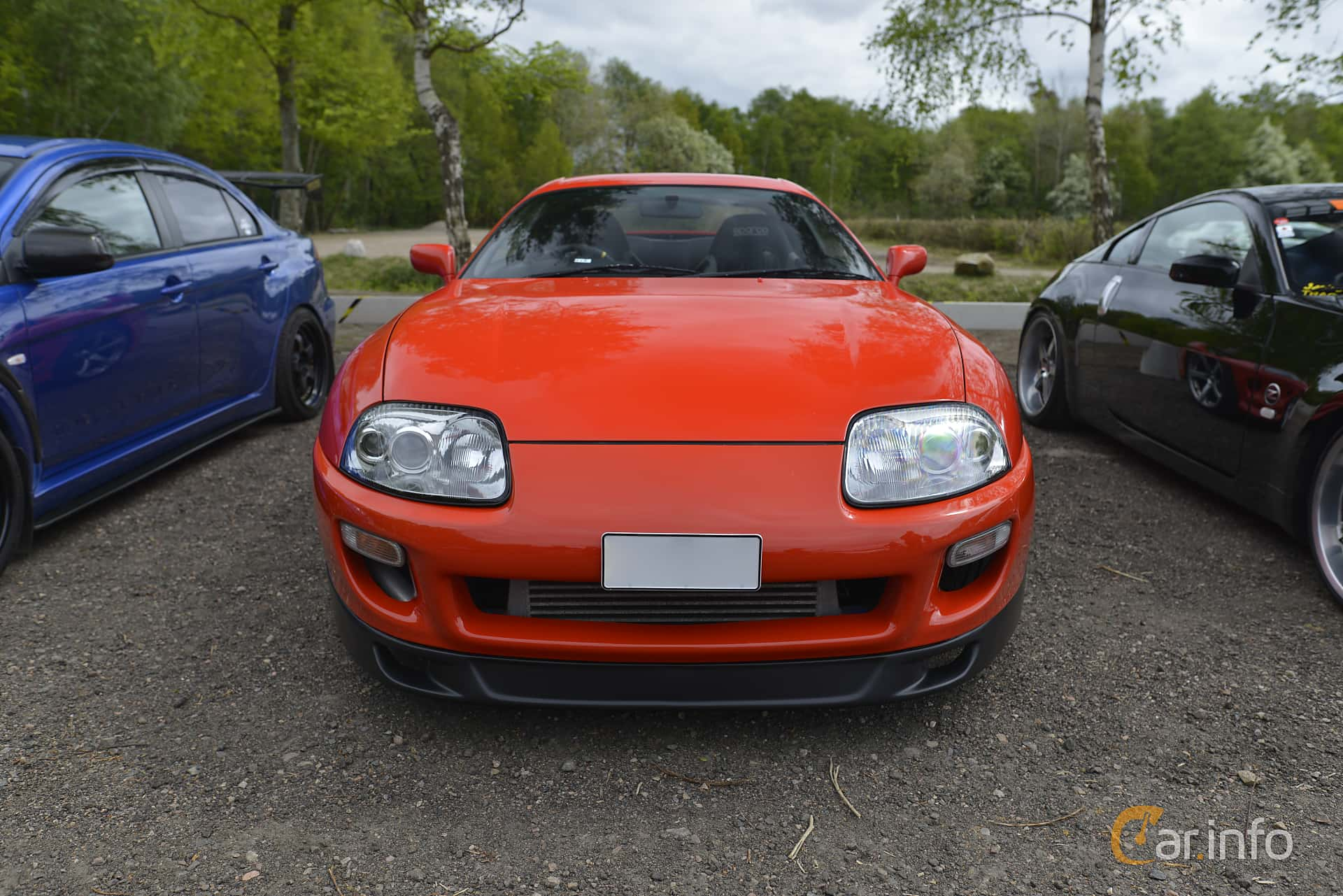 4 images of Toyota Supra 3 0 Manual 280hp 1993 by johanb