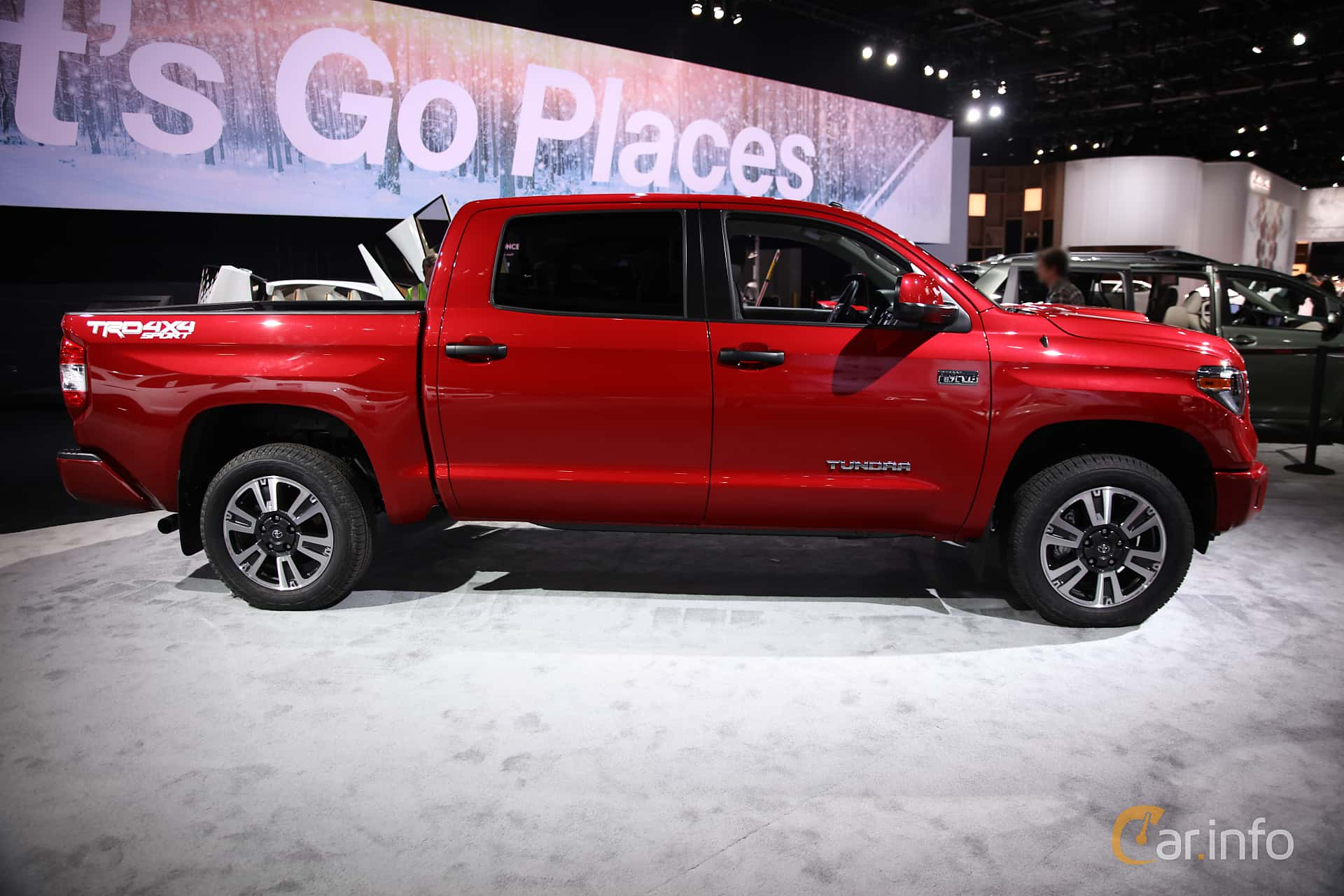 g tundra wallpaperup platinum toyota pickup crewmax wallpaper package