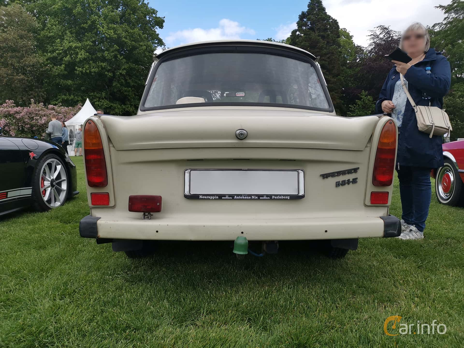 Trabant 601 Sedan 0.6 Manuell, 26hk, 1987 at Sofiero Classic 2019
