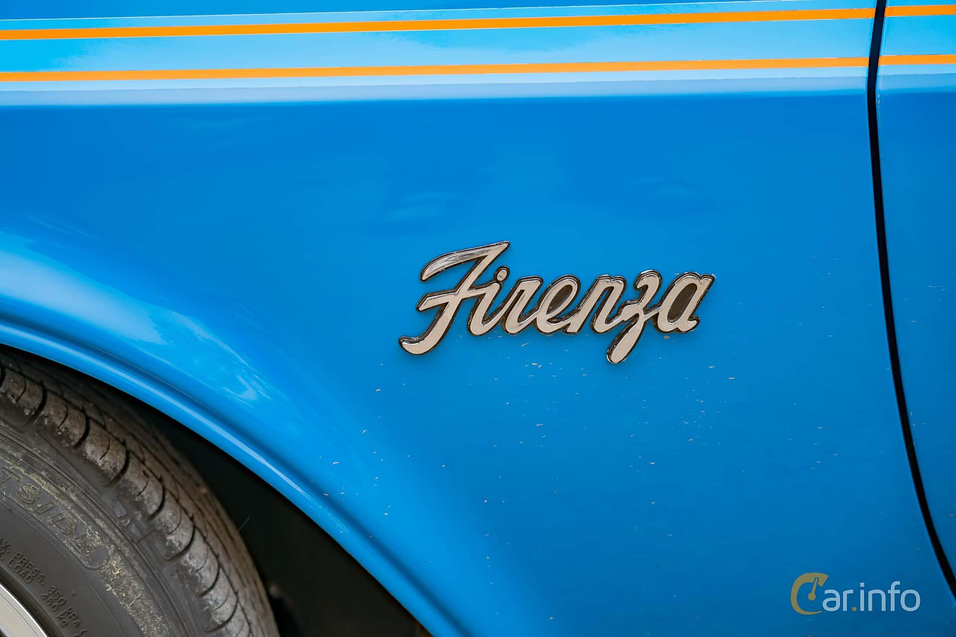 Vauxhall Firenza 2.3 Manual, 124hp, 1972 at Fest För Franska Fordon  på Taxinge slott 2019