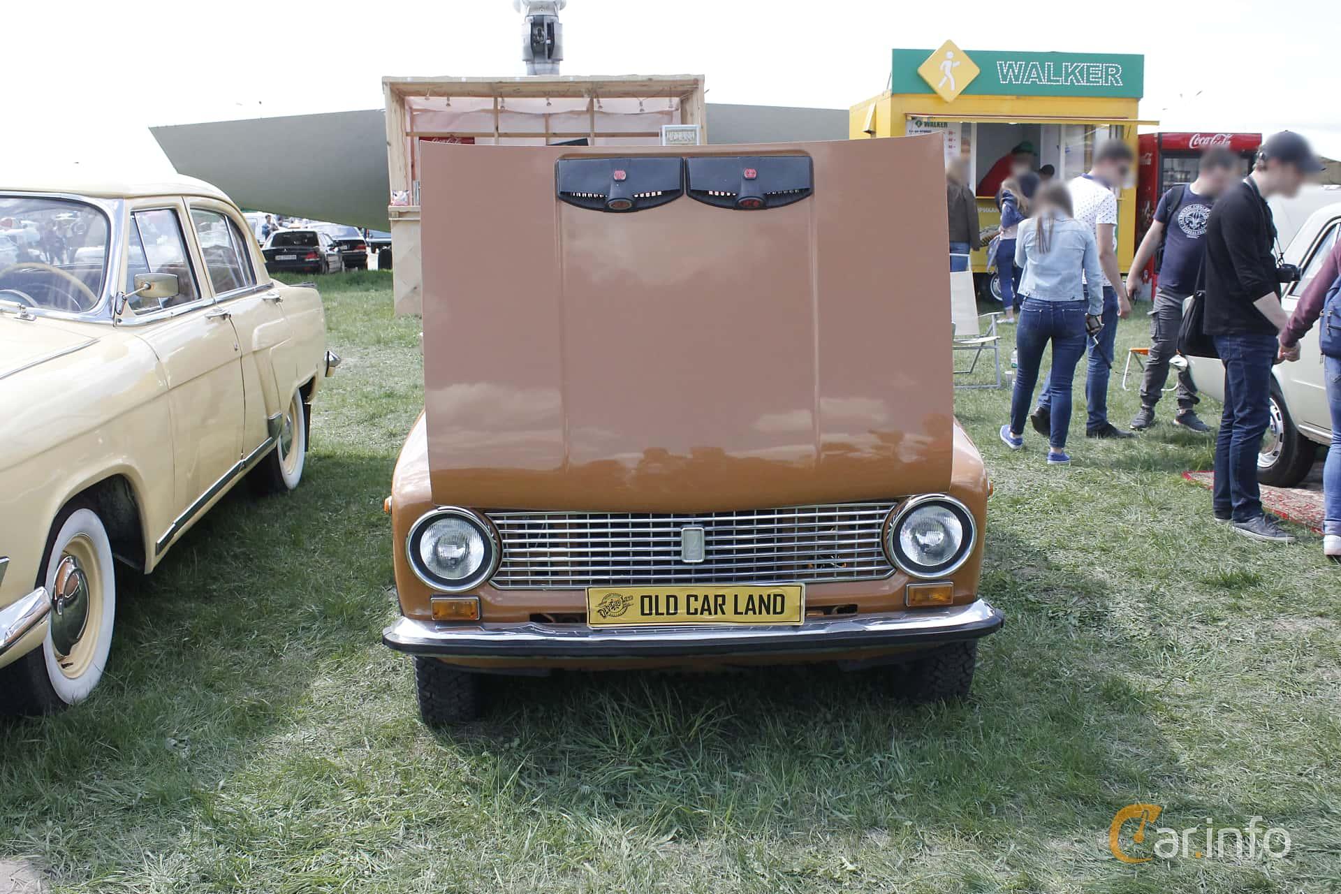 VAZ VAZ-21011 1.3 Manuell, 68hk, 1978 at Old Car Land no.1 2018